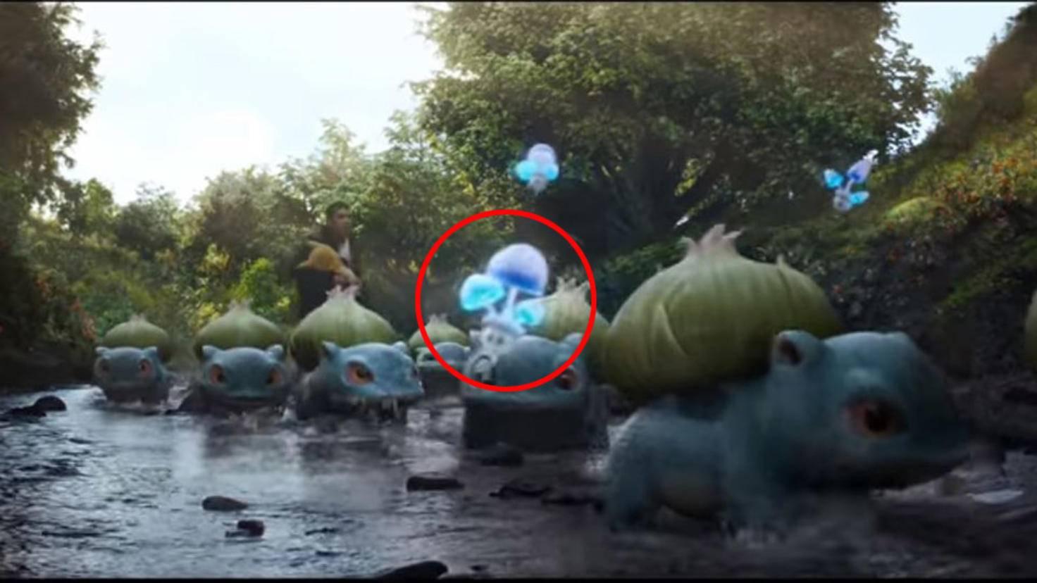 Bubungus in Pokémon Detective Pikachu