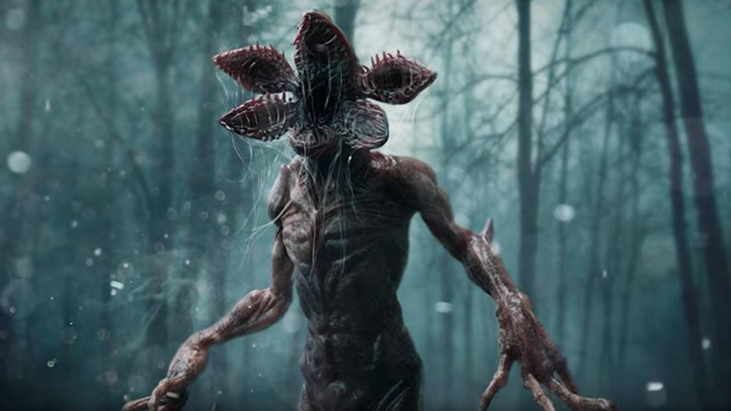 Demogorgon Stranger Things