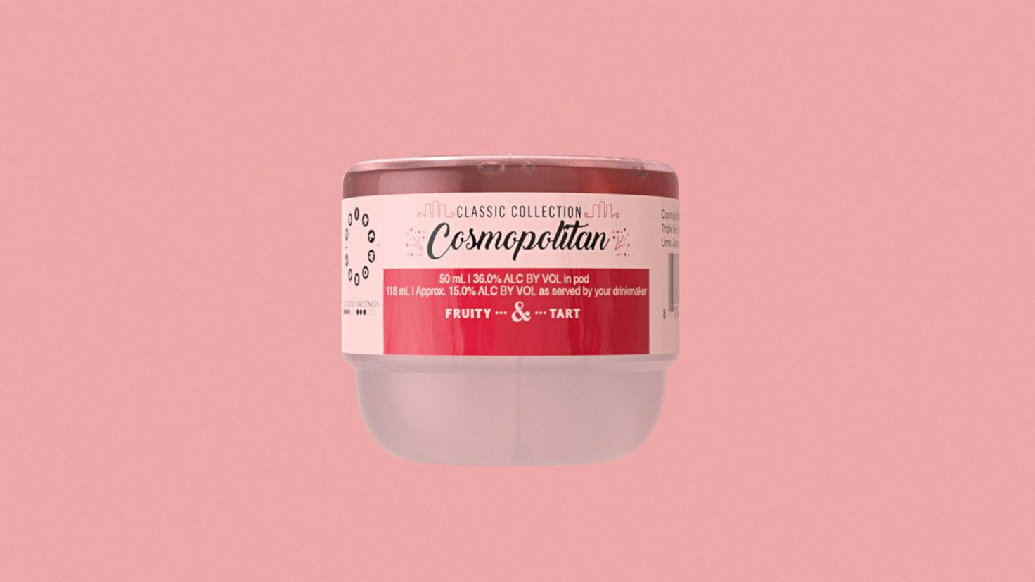 Drinkworks Cosmo Pod copy