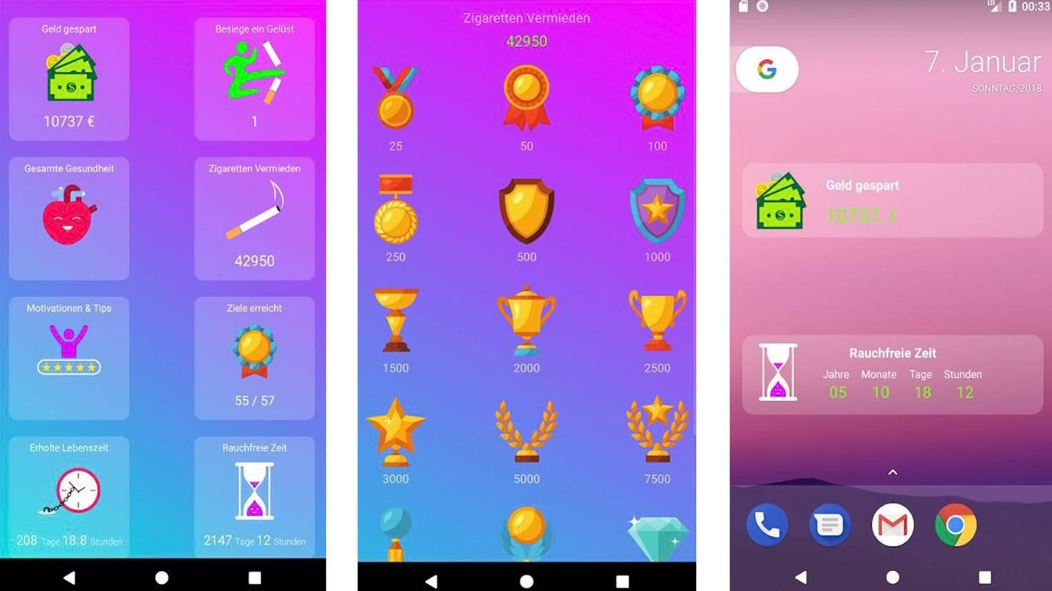 EasyQuit-Google Play Store-Mario Hanna