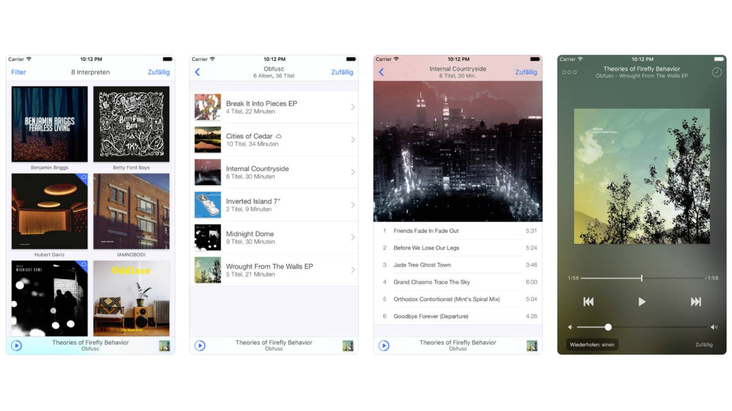 Ecoute-iTunes