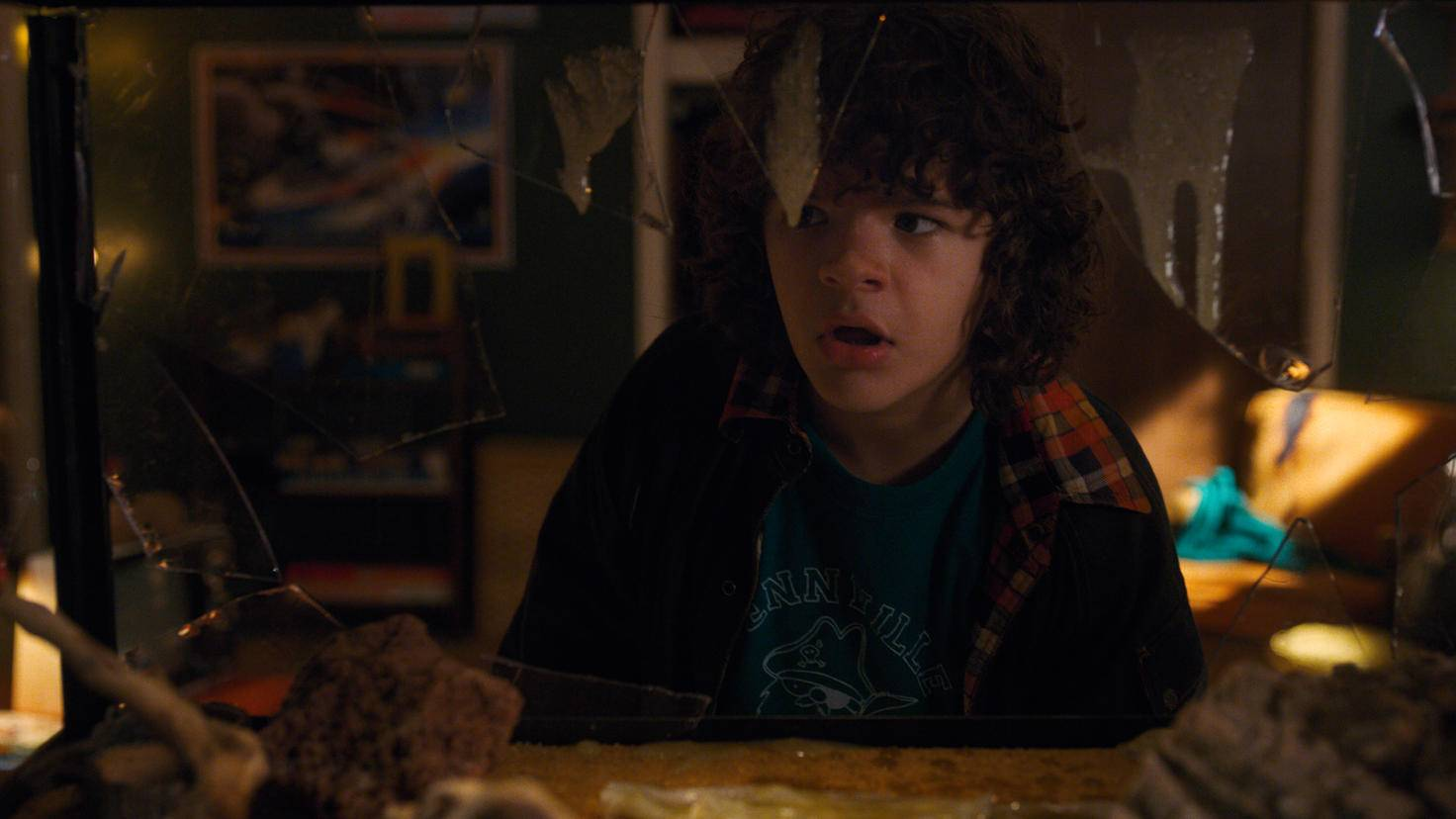 Gaten Matarazzo als Dustin in Stranger Things
