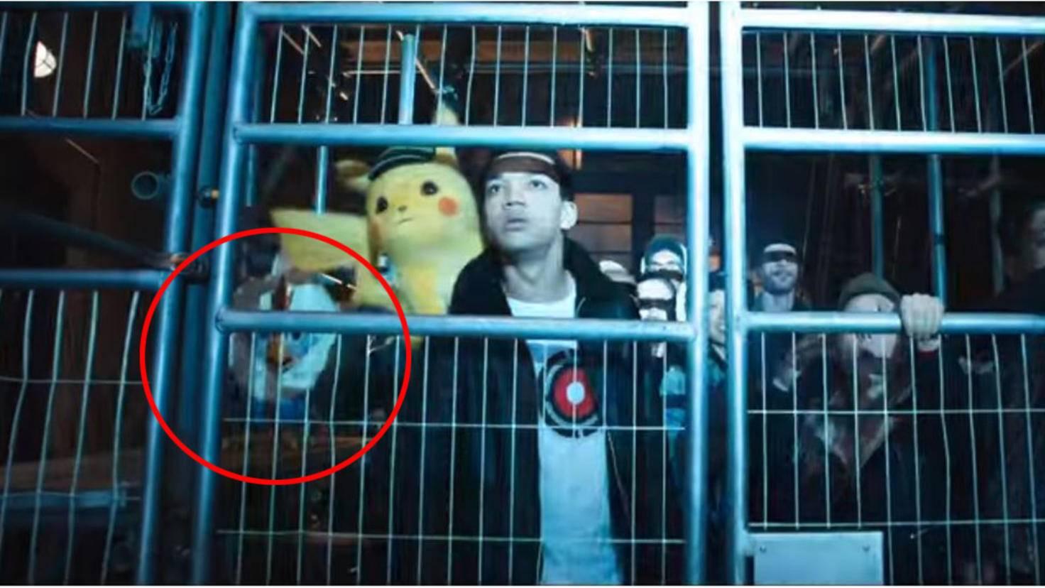 Geronimatz in Pokémon Detective Pikachu