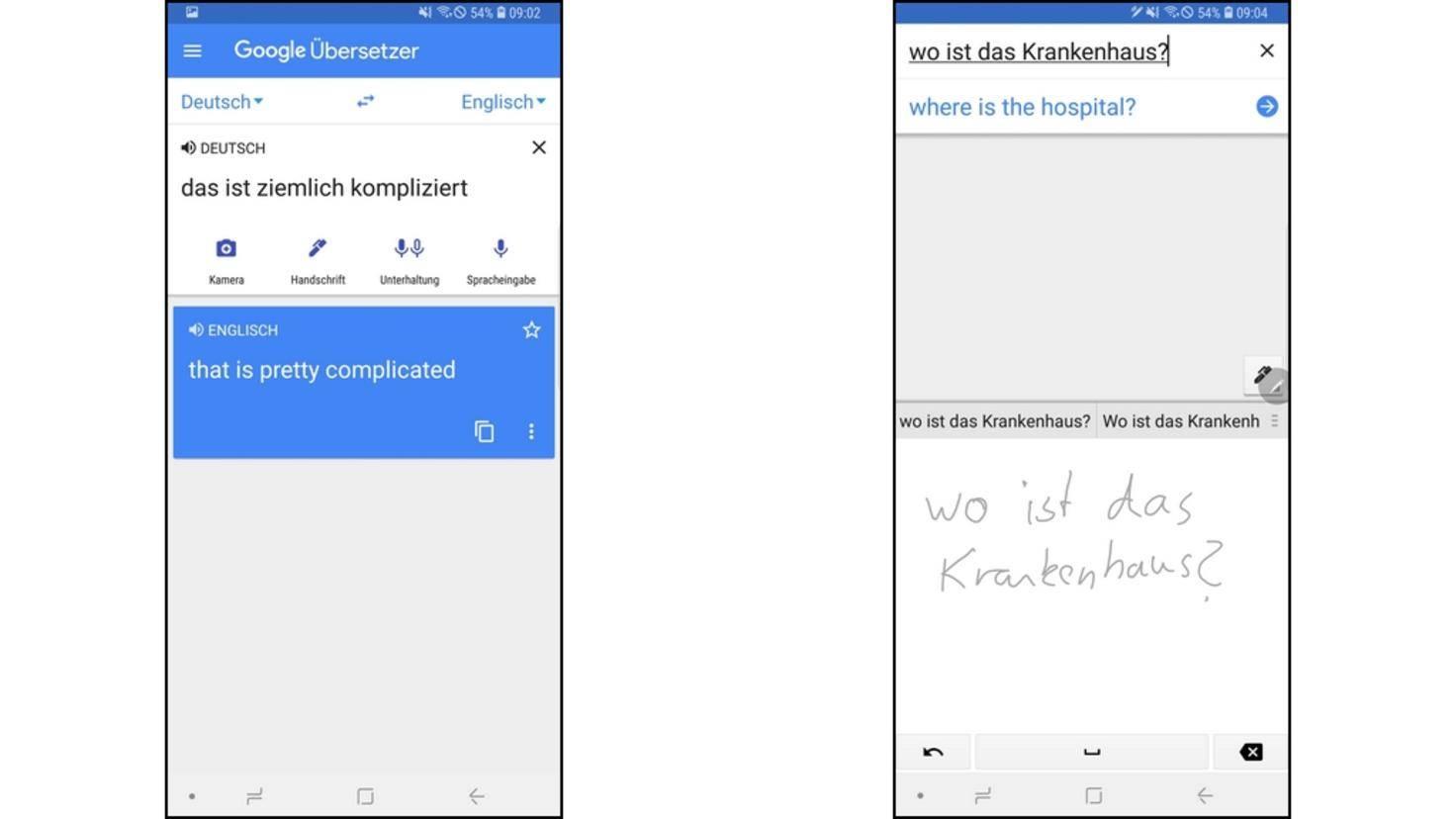 Gratis deutsch übersetzen englisch Übersetzung Kostenlos