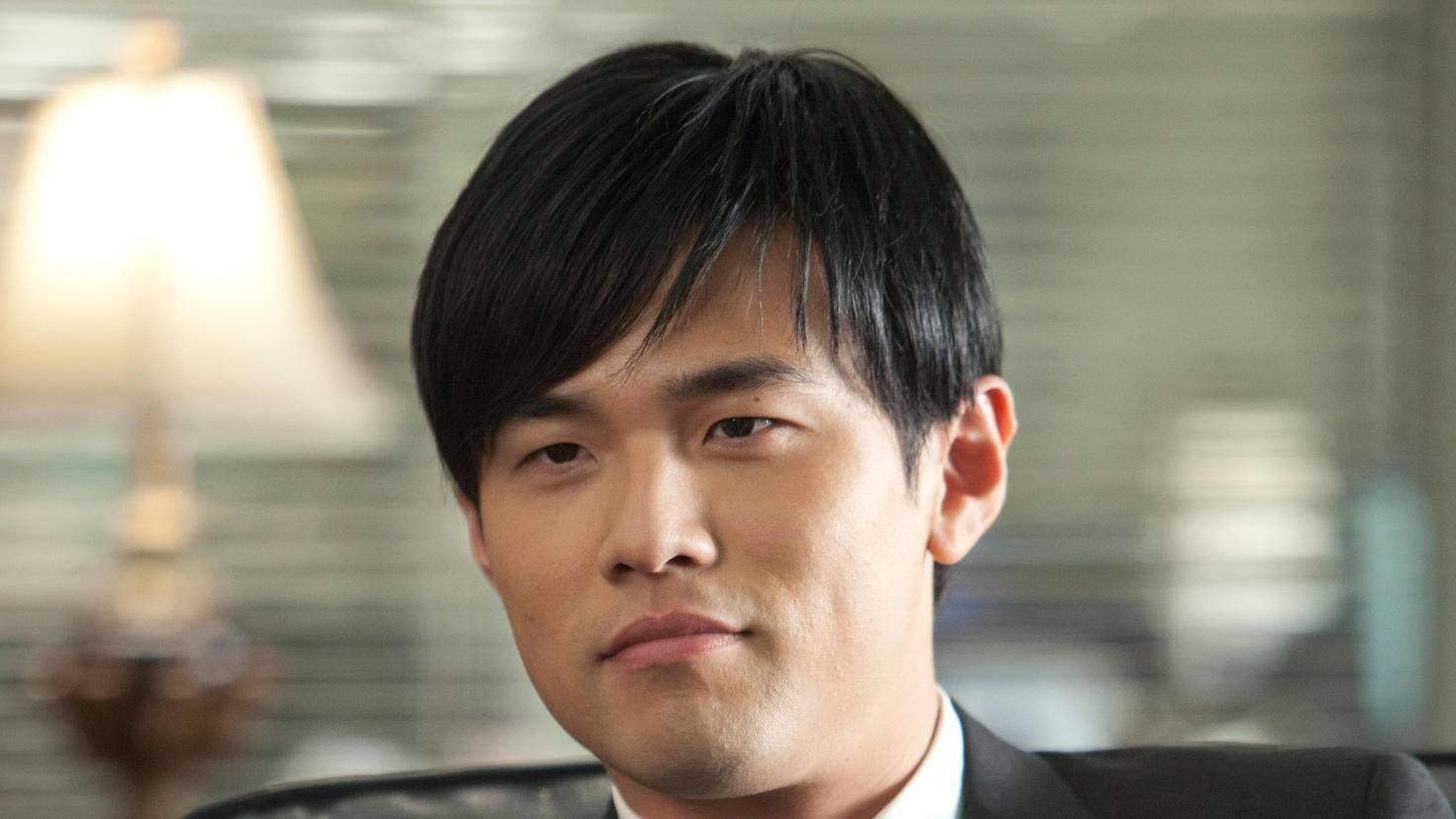Jay Chou the green hornet