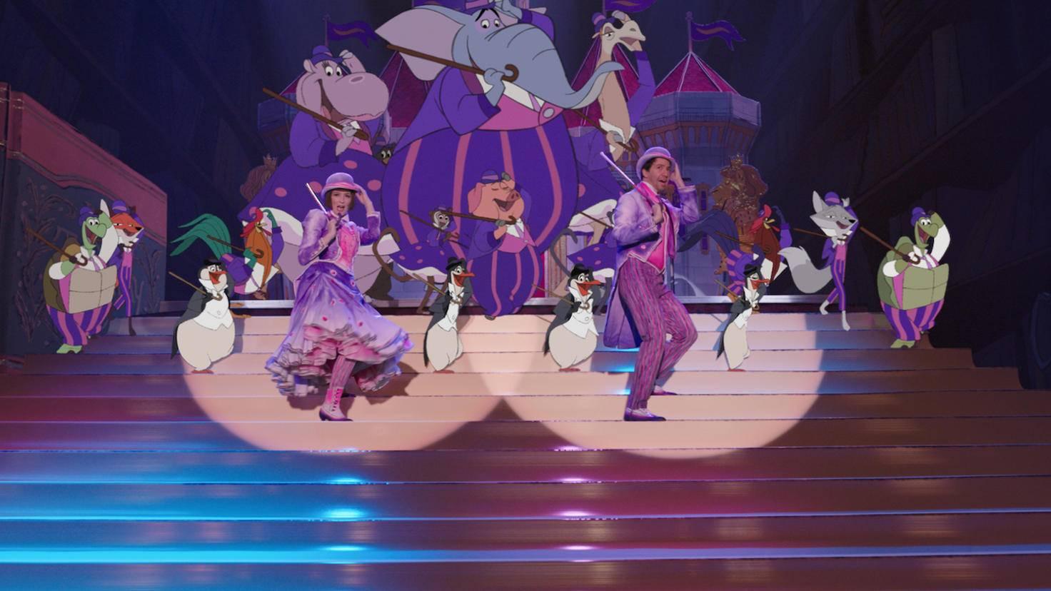 Mary Poppins Rückkehr-Disney