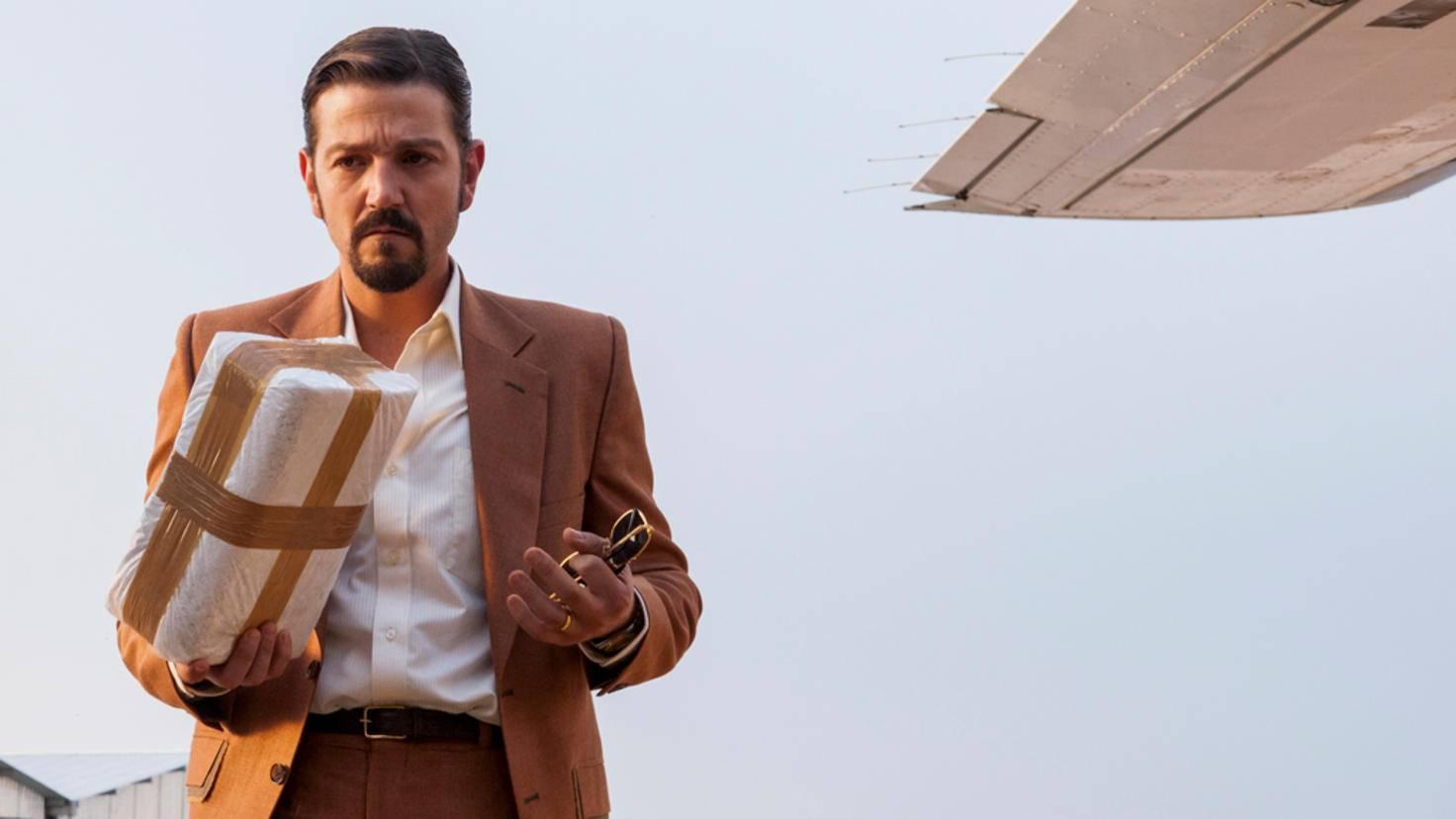Narcos Mexico-Diego Luna-Felix-Carlos Somonte -Netflix 2