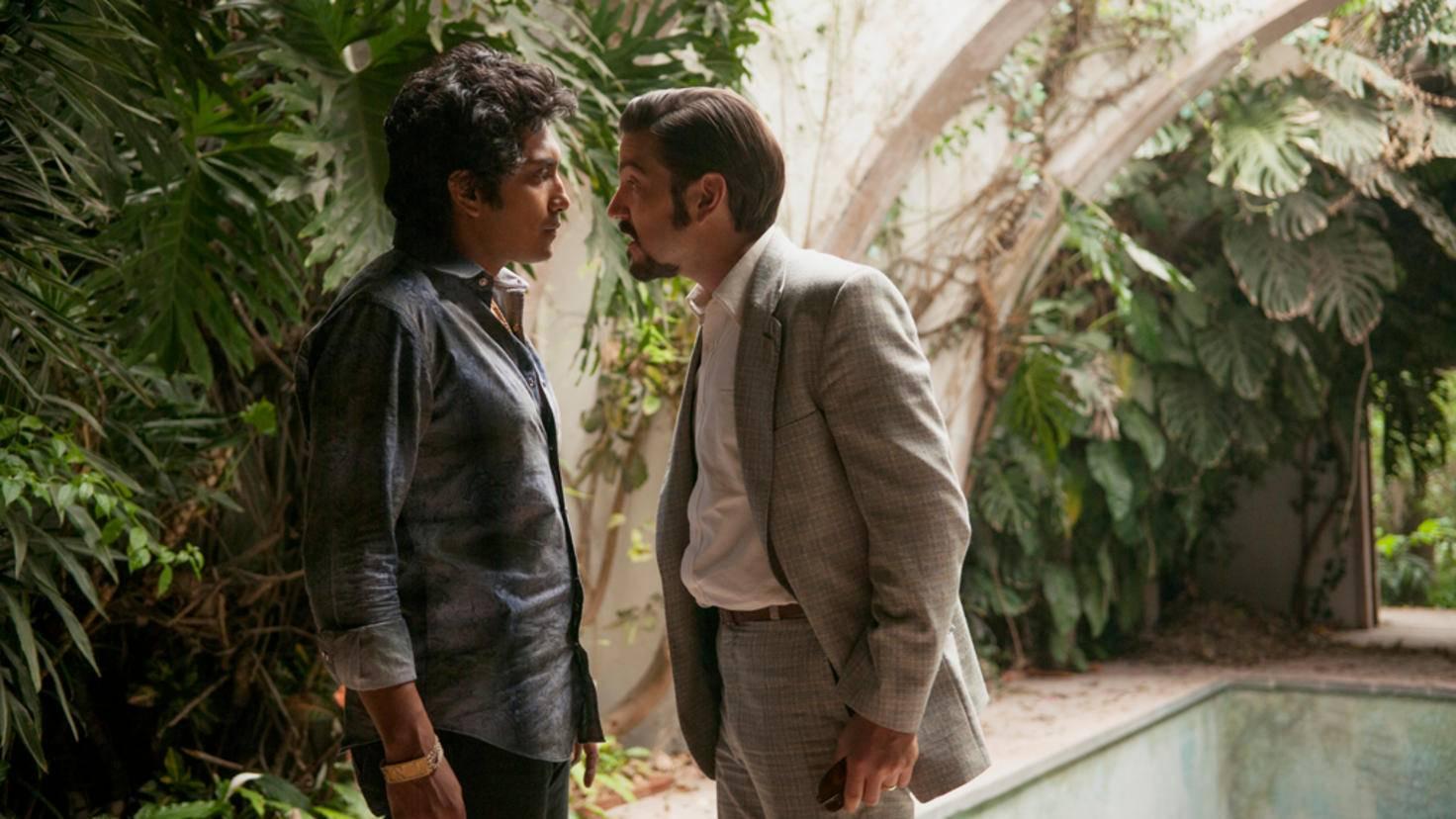 Narcos Mexico-Diego Luna-Felix-Rafa-Carlos Somonte -Netflix