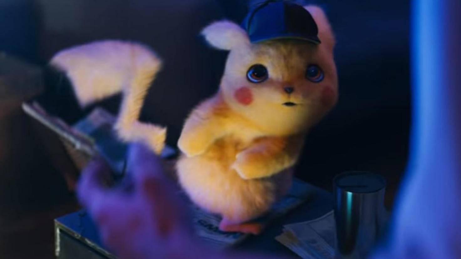 Pikachu in Pokémon Detective Pikachu