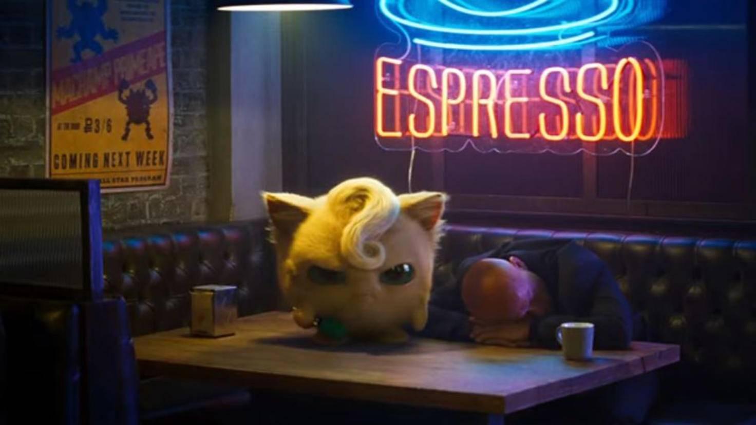 Pummeluff in Pokémon Detective Pikachu