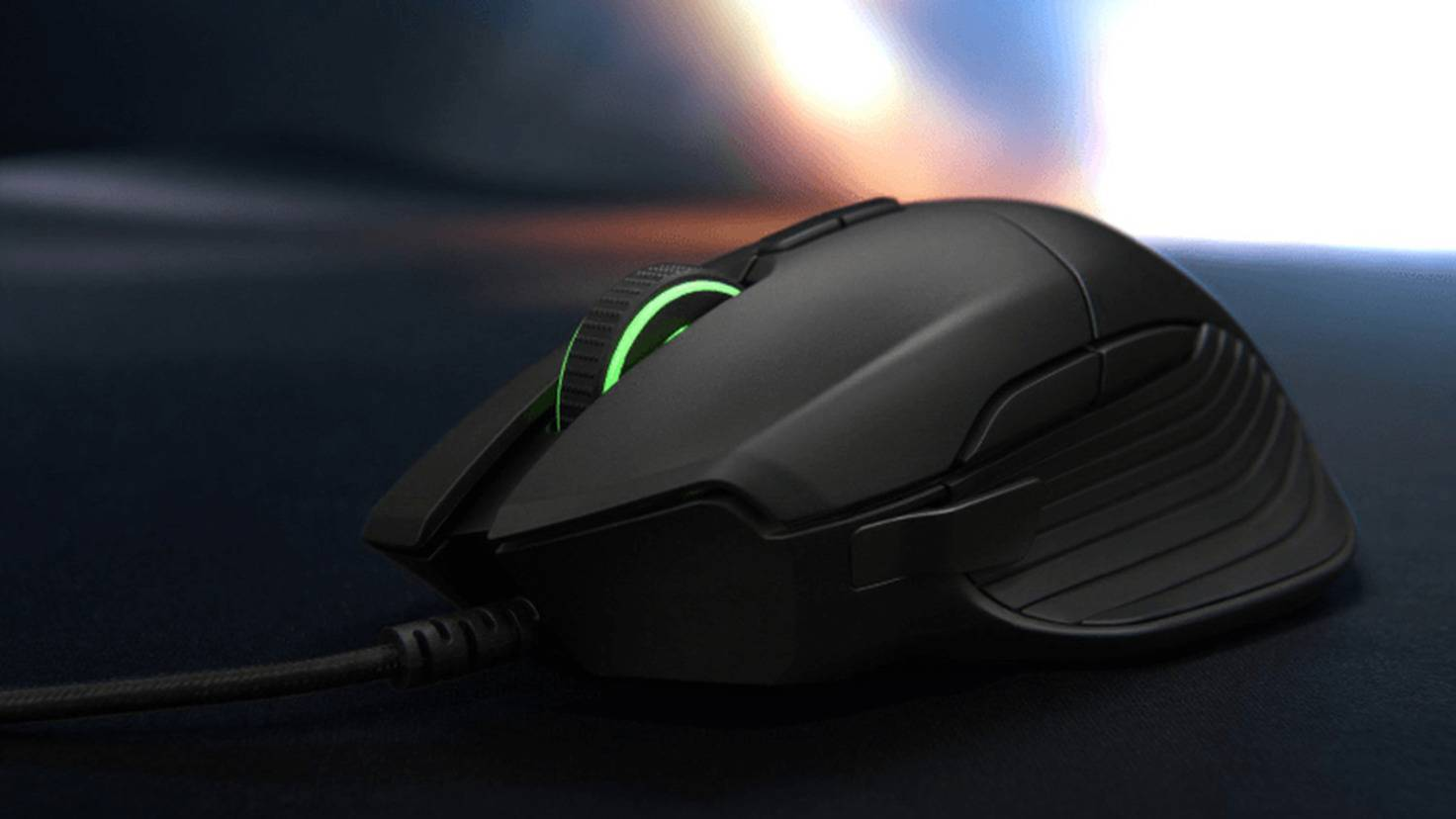 RAZER-Basilisk-Gaming-Maus