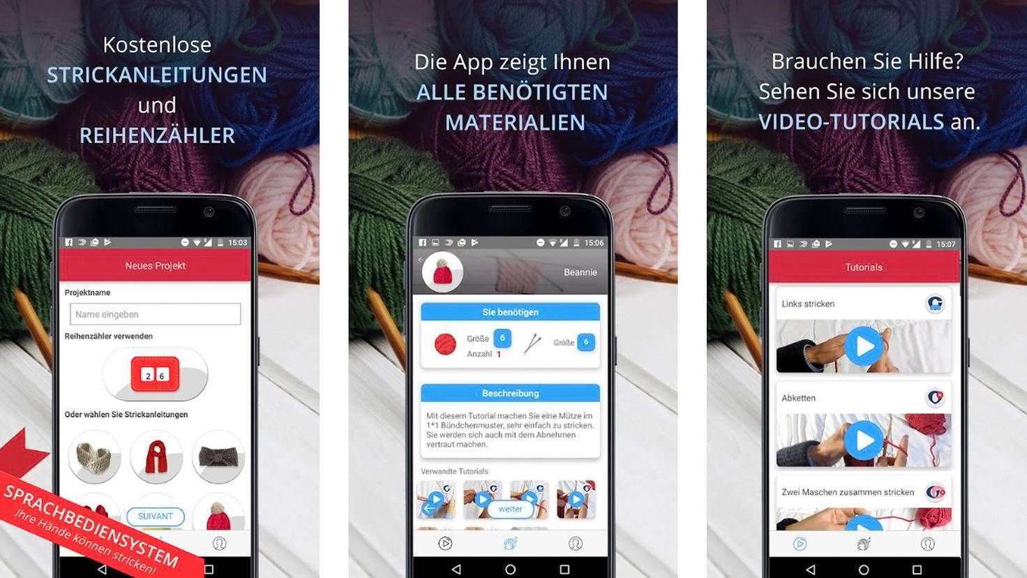 Strick Mich-Google Play Store-Annapurnapp Technologies