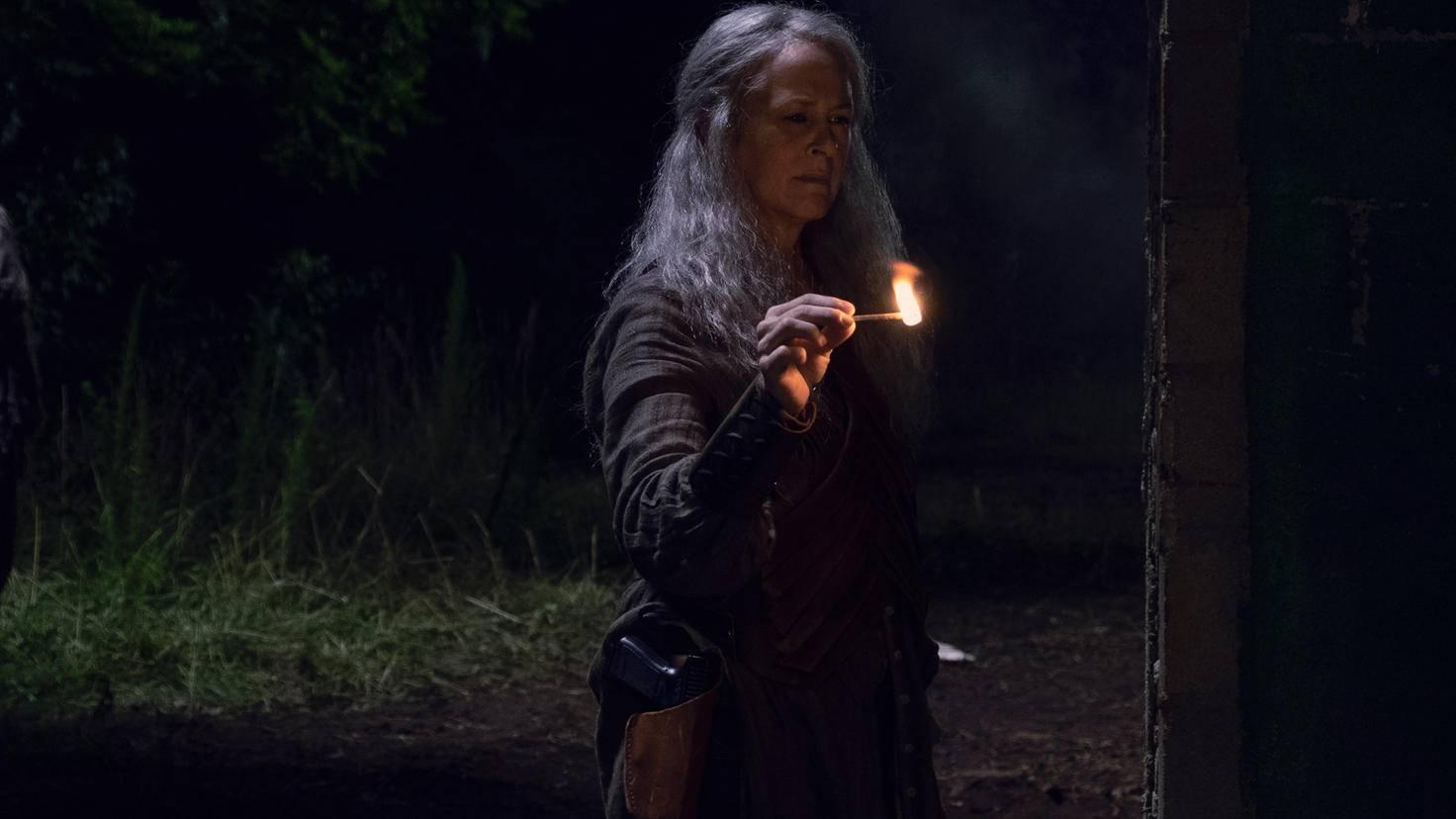 The Walking Dead-S09E06-Carol-Gene Page-AMC