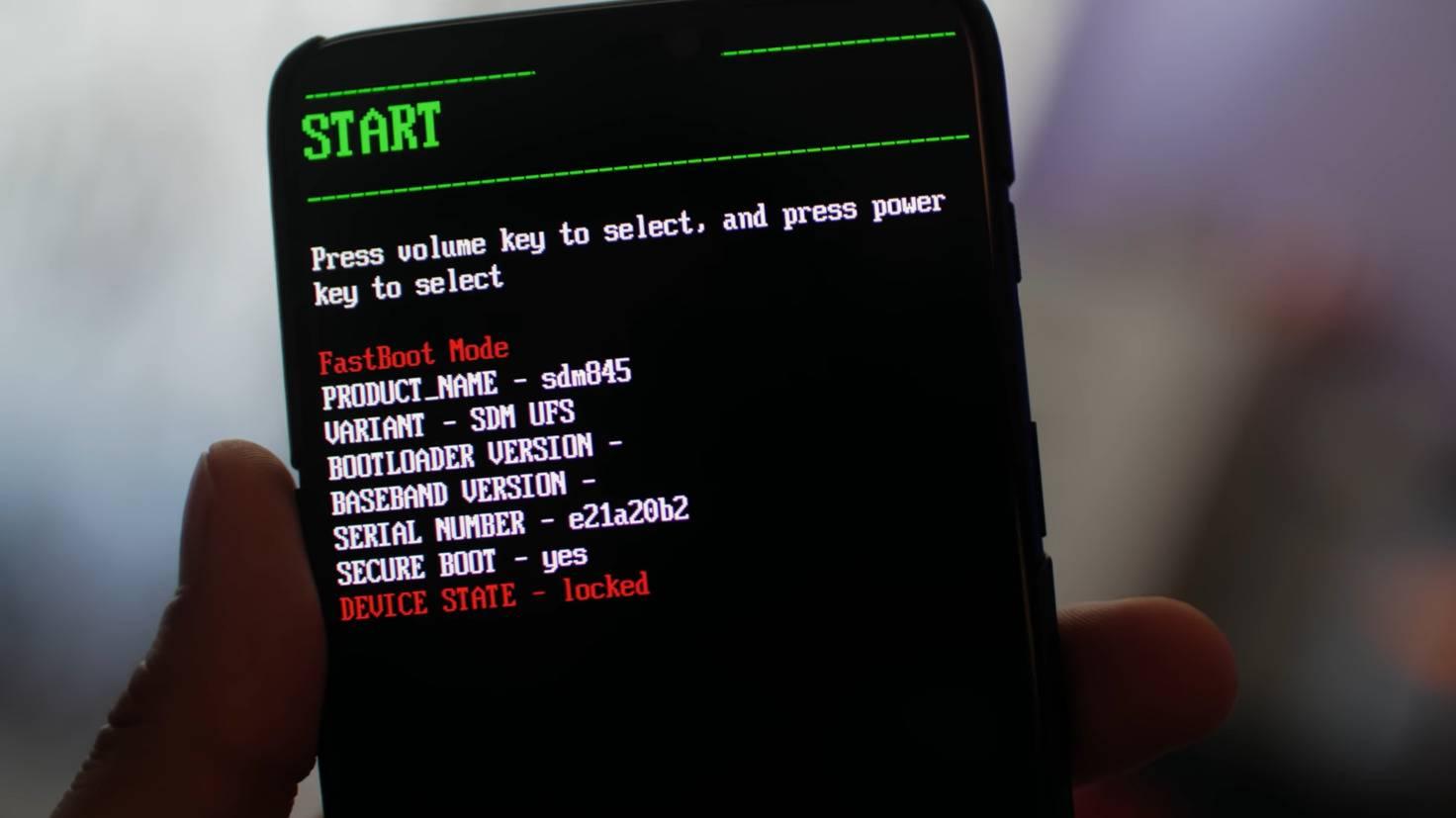 bootloader-gesperrt-oneplus6