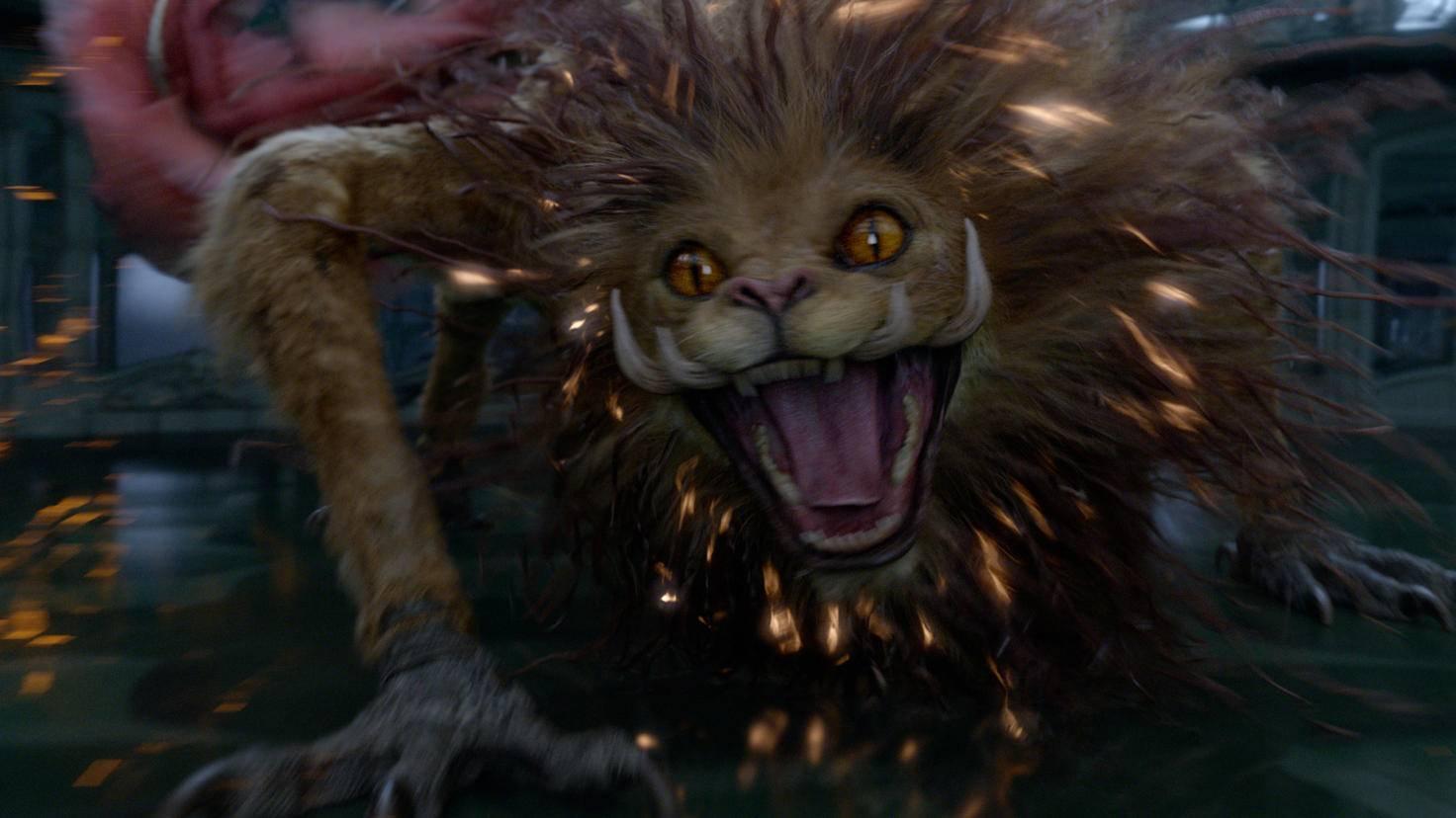 phantastische tierwesen 2 Zouwu