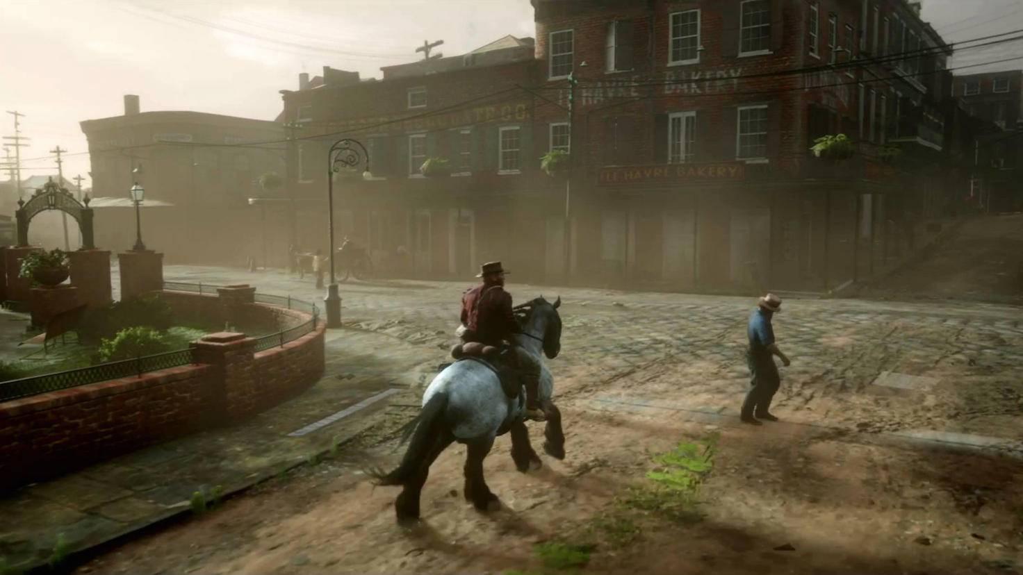 """""""Red Dead Redemption 2"""": Szenerie, Tempo und Gameplay verändern sich mit der Zeit."""