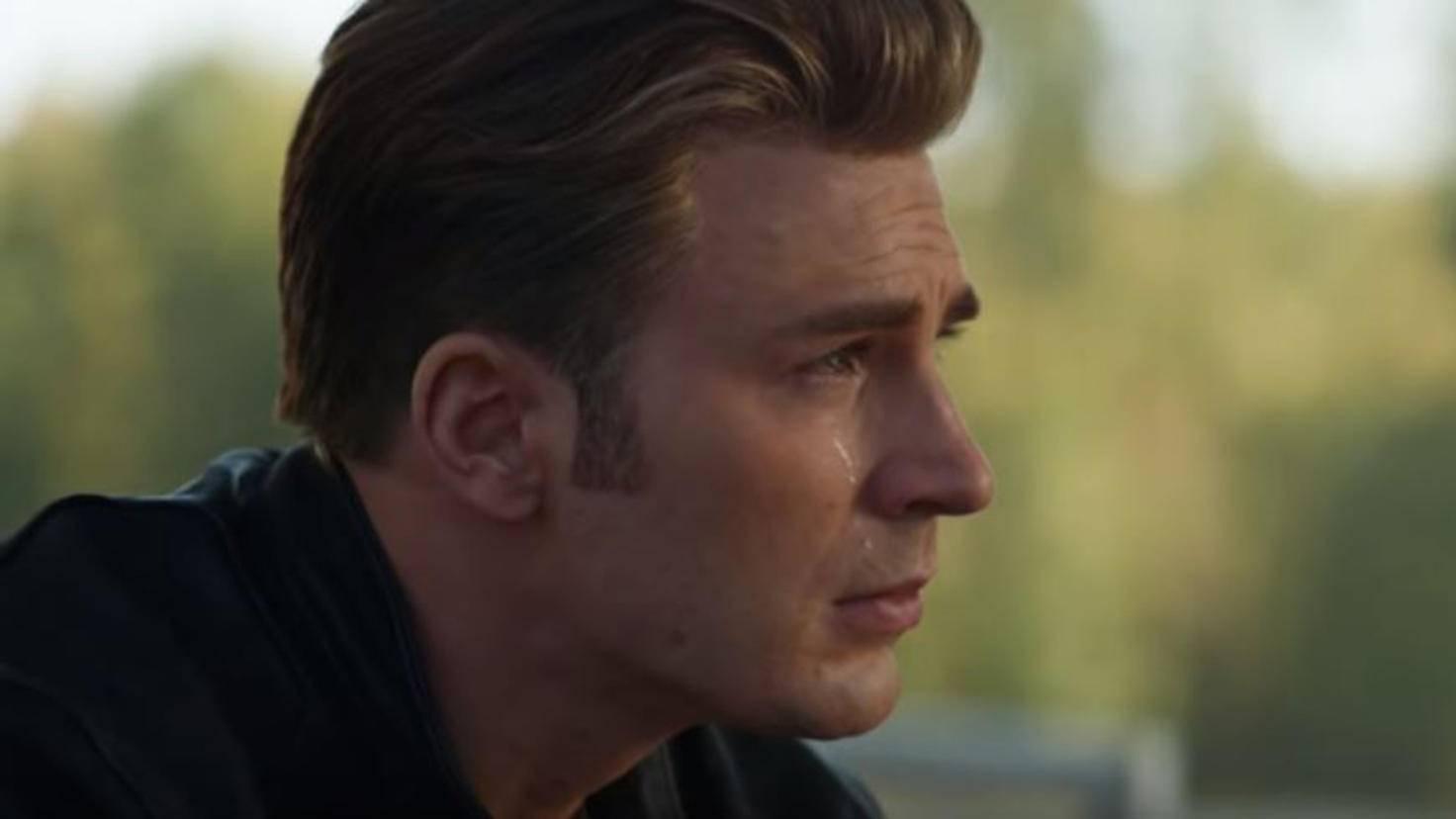 Avengers 4 Cap ohne Bart