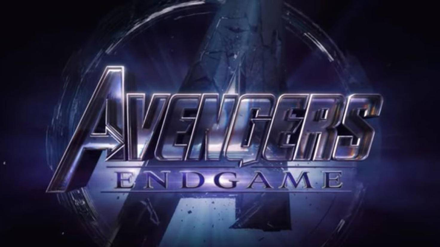 Avengers 4 Endgame Logo