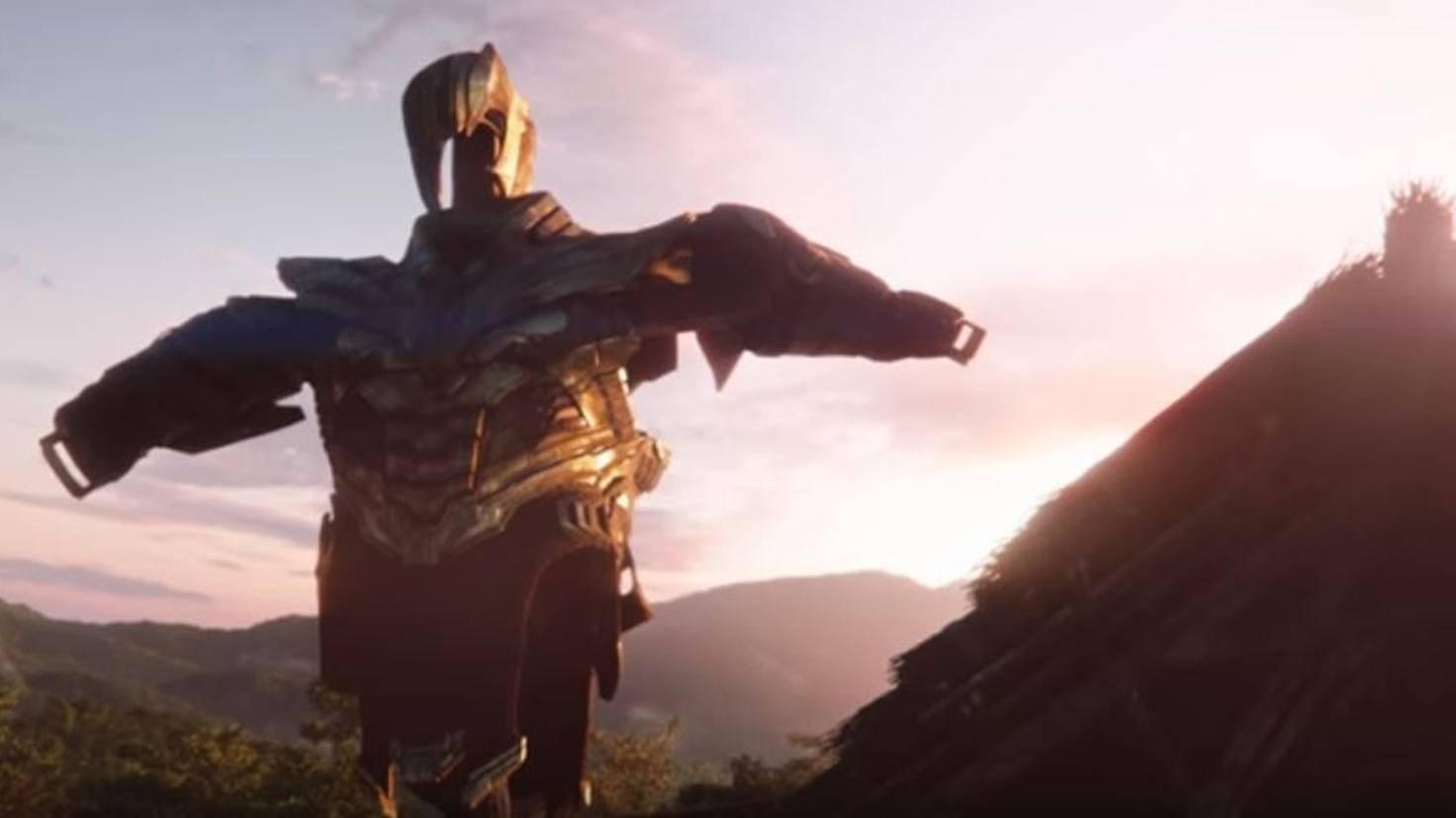 Avengers 4 Thanos Rüstung Marvel Deutschland