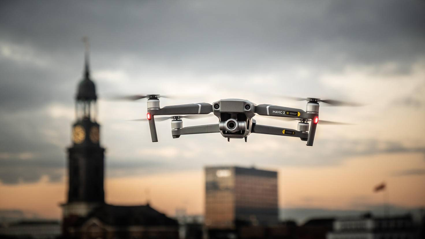 Wer schon einmal eine DJI-Drohne geflogen ist, ...