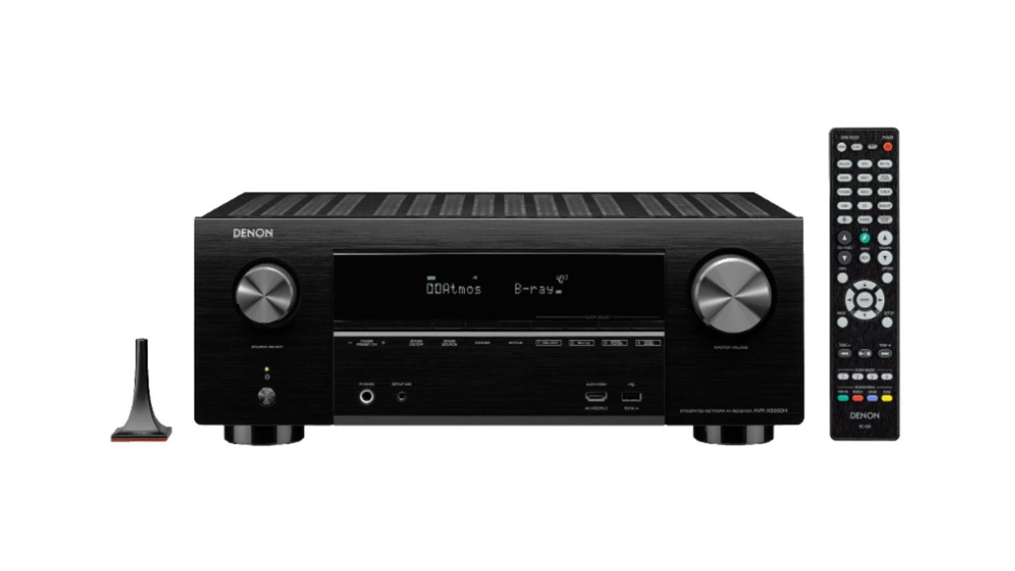 Denon-AVR-X3500H-Receiver