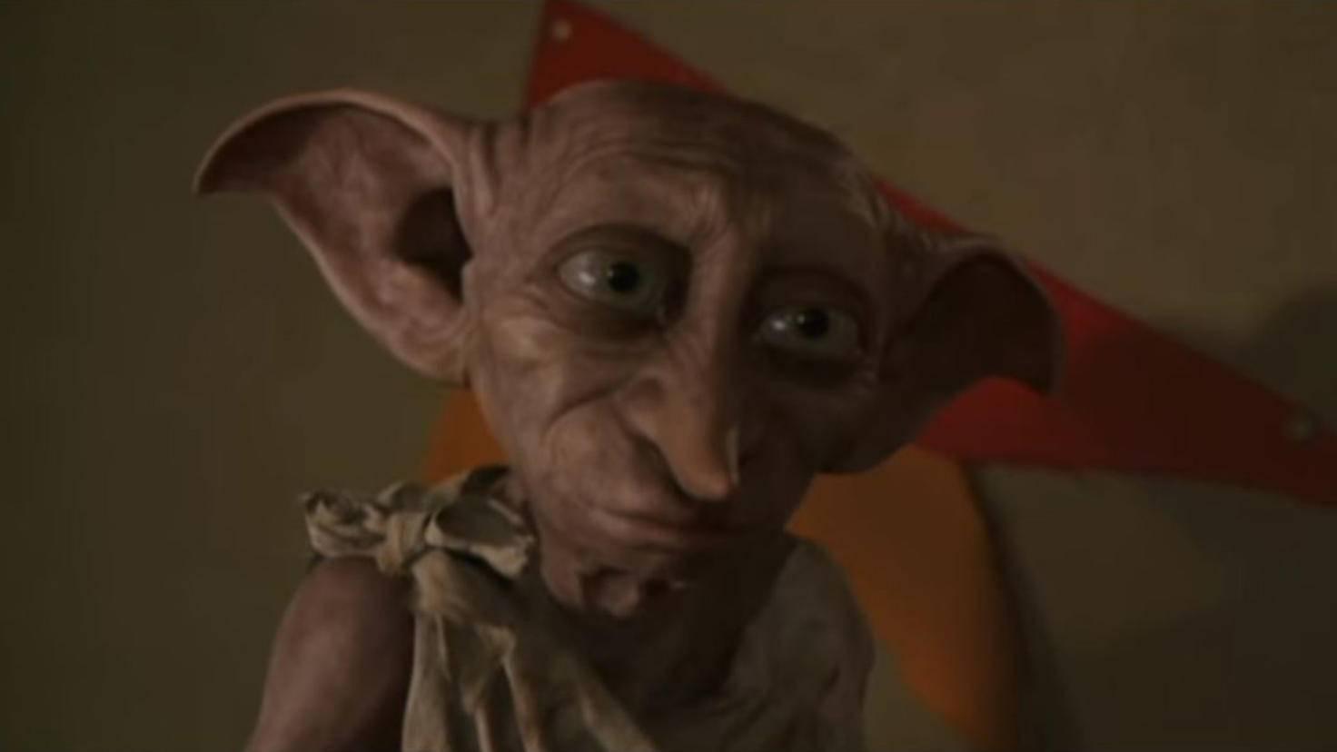 Dobby der Hauself Harry Potter
