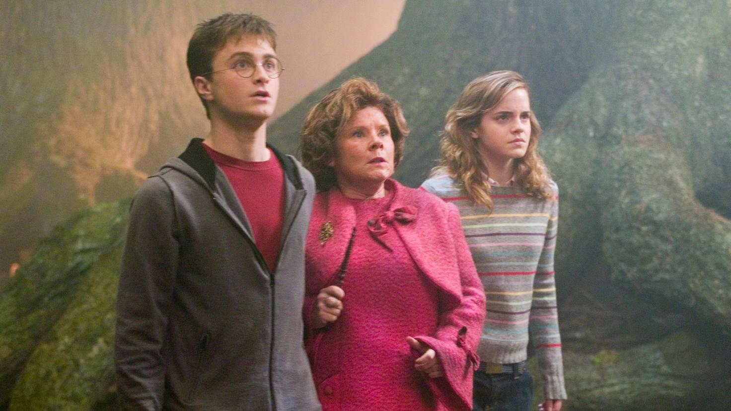 Harry Potter hermine stranger Dolores Umbridge