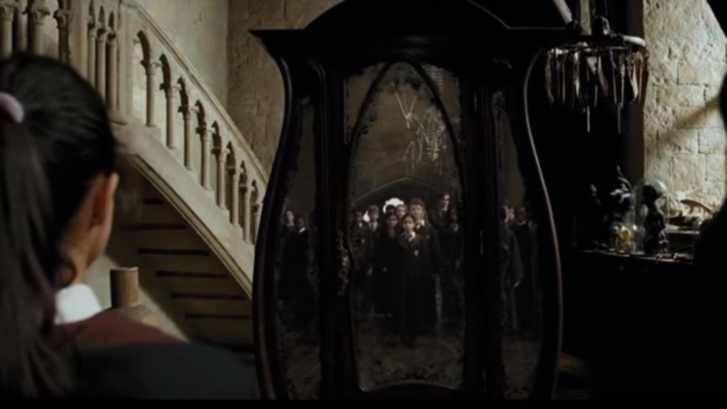 Irrwicht Harry Potter