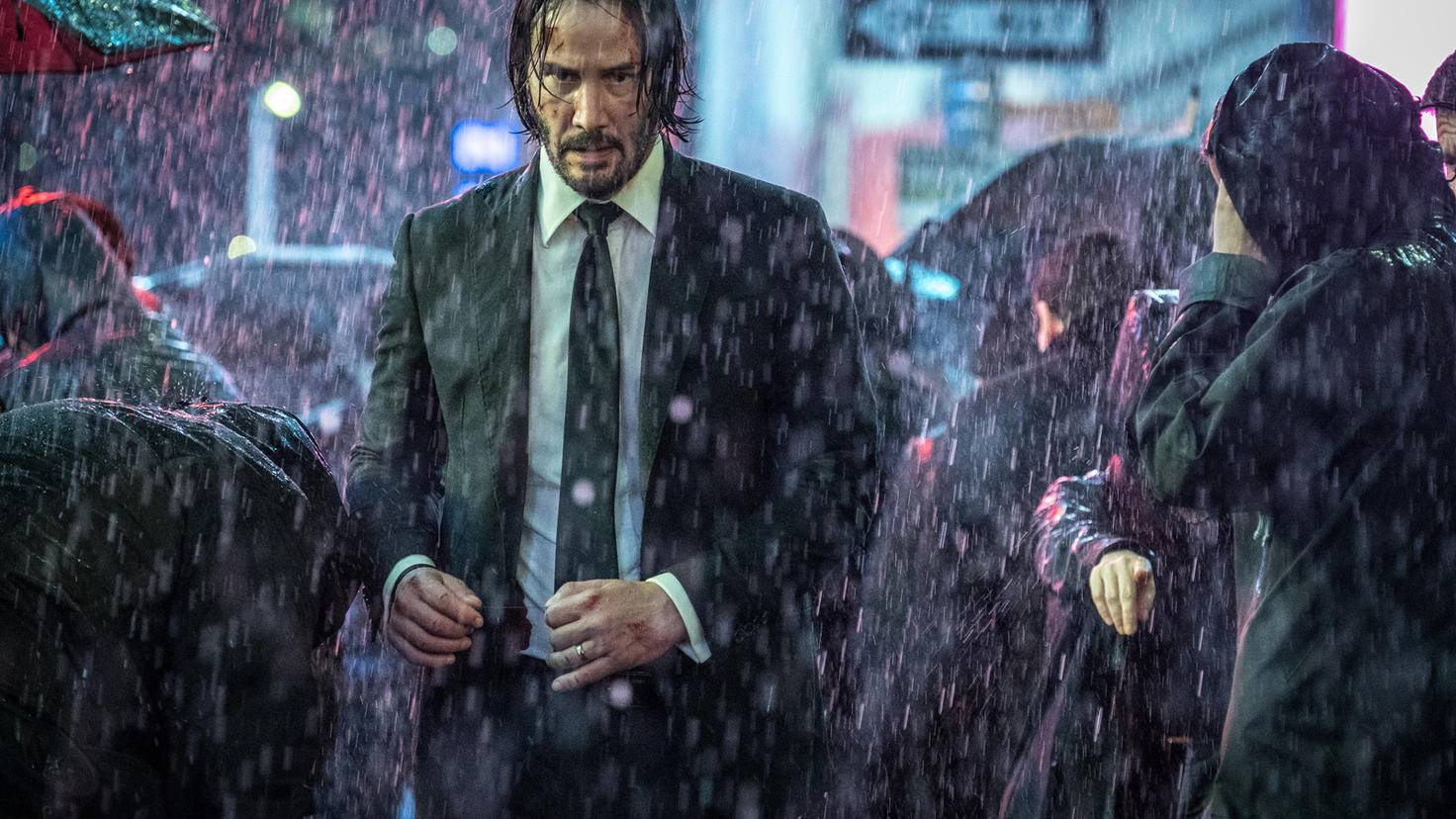 John Wick 3-Niko Tavernise-Lionsgate
