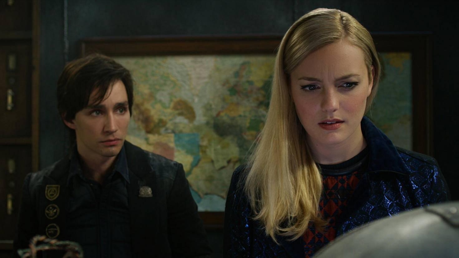 Tom (links) und Katherine (rechts)
