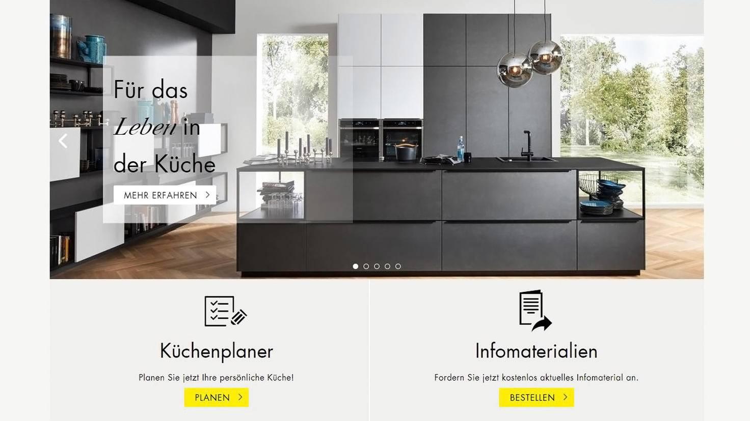 Nolte Küchen Küchenplaner-Nolte Küchen
