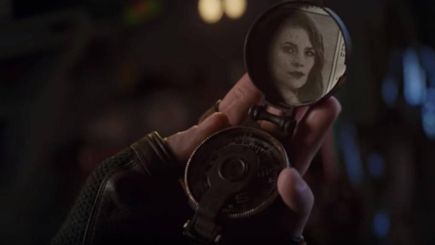 Peggy Carter Avengers 4