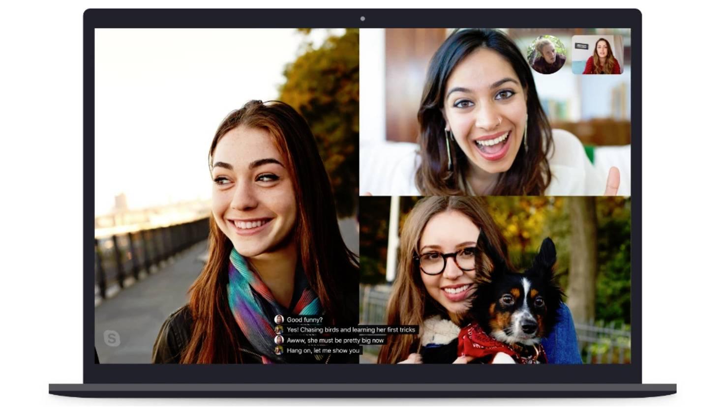 Skype-Untertitel