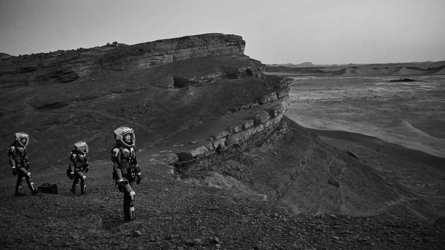 """Mars macht mobil – auch wenn das """"Traveln"""" weitaus schneller geht als jeder Flug."""