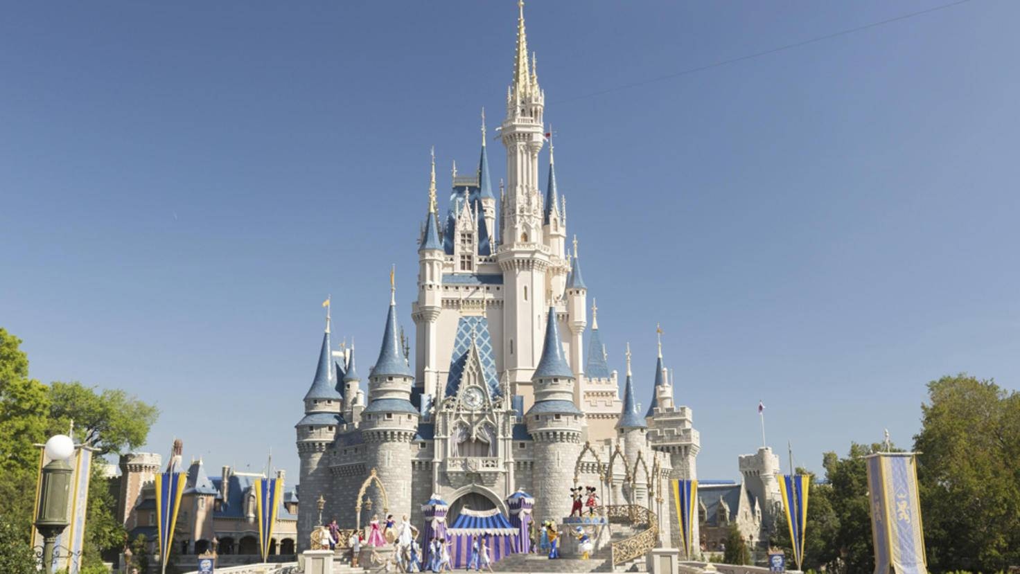 Walt Disney World Florida-picture alliance-imageBROKER-108661762