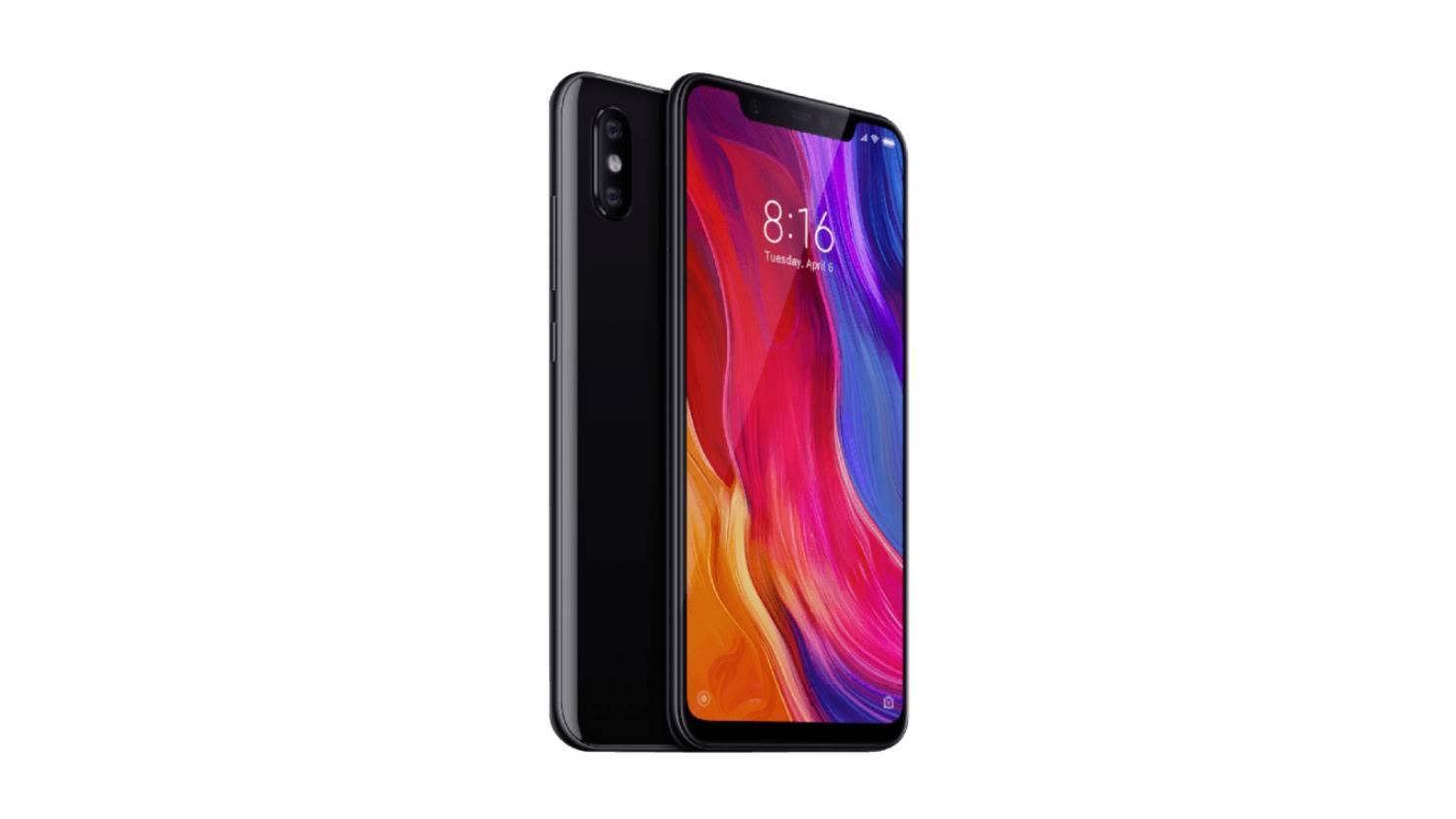 Xiaomi-Mi-8-Smartphone