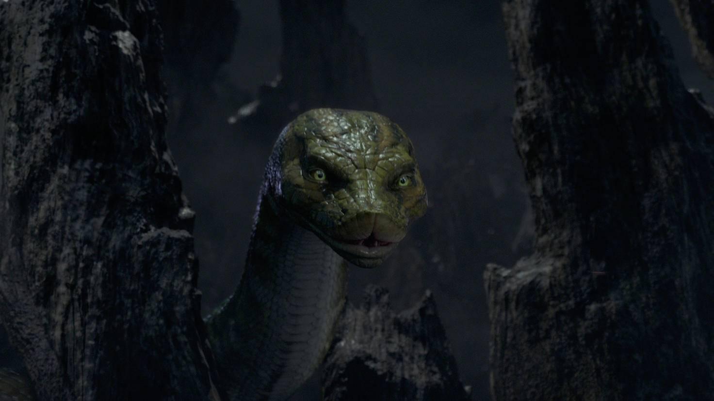 Die Schlange Kaa und ...