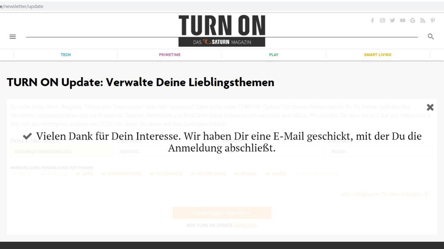 turn-on-update-newsletter-3-bestaetigung