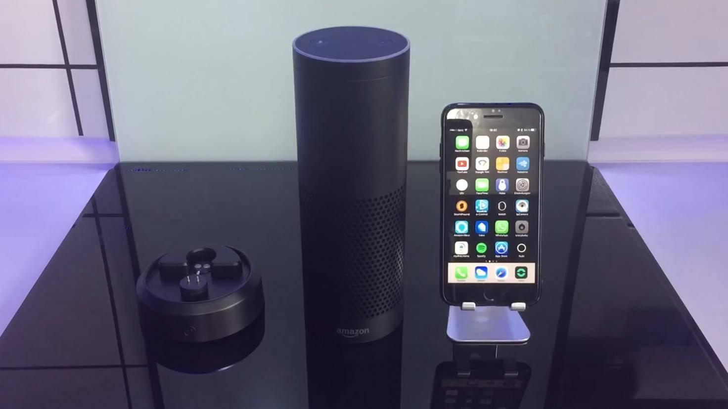 Amazon Echo Akku