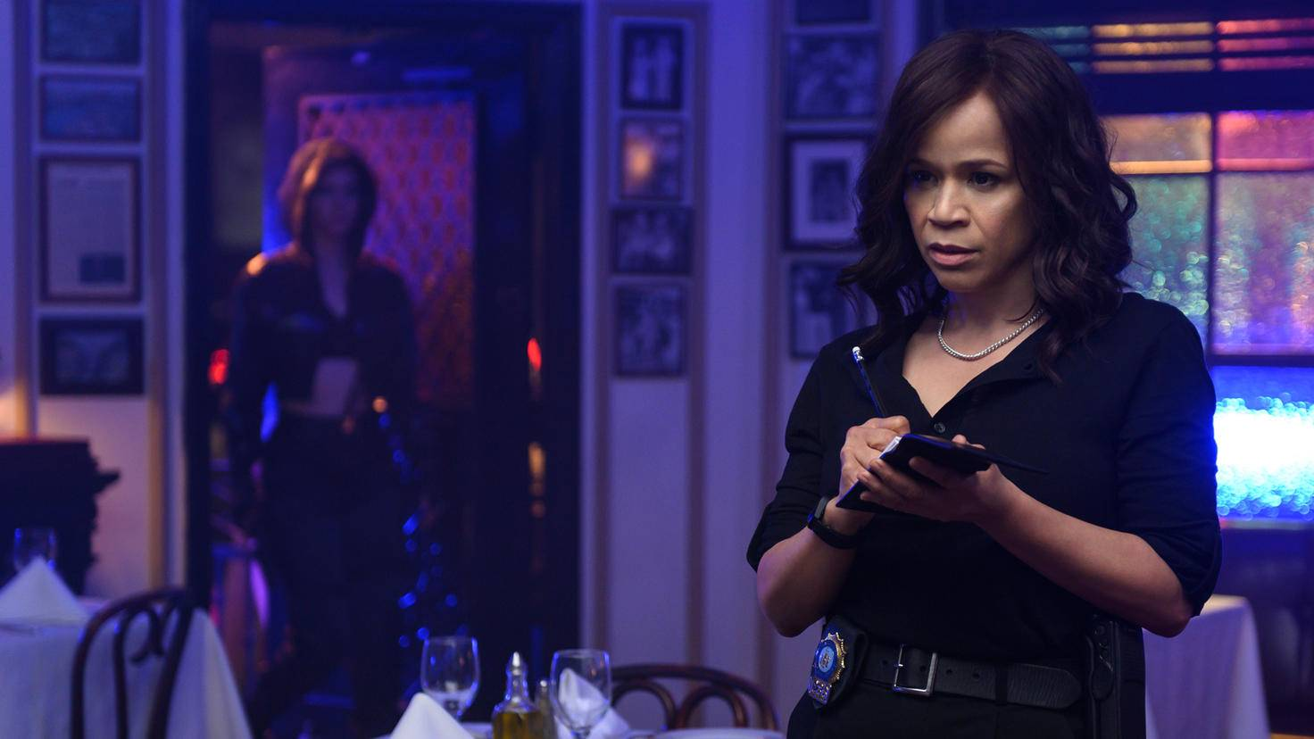 Birds of Prey Rosie Perez als Renee Montoya