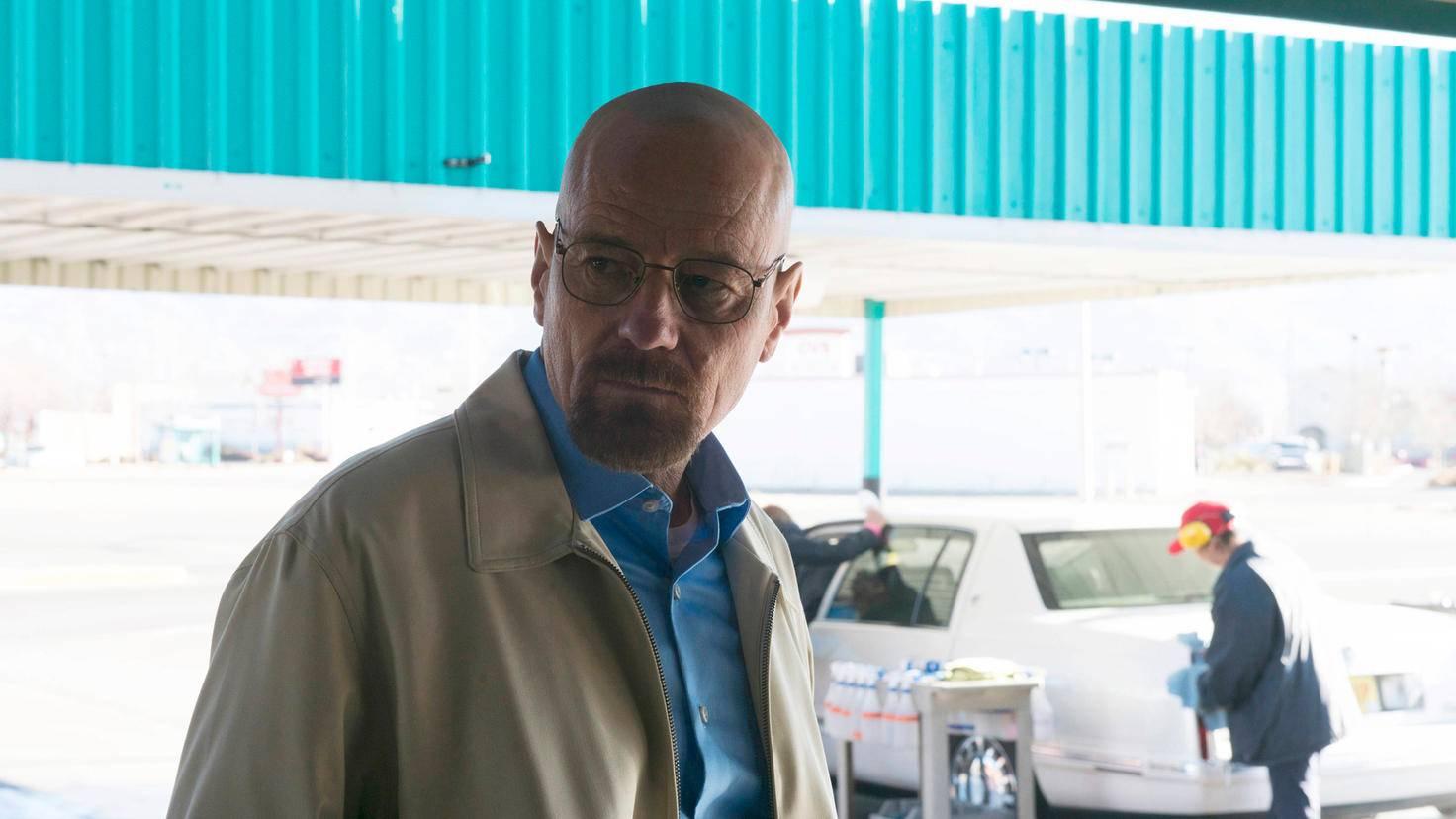 Breaking Bad Staffel 5 bryan cranston walther white