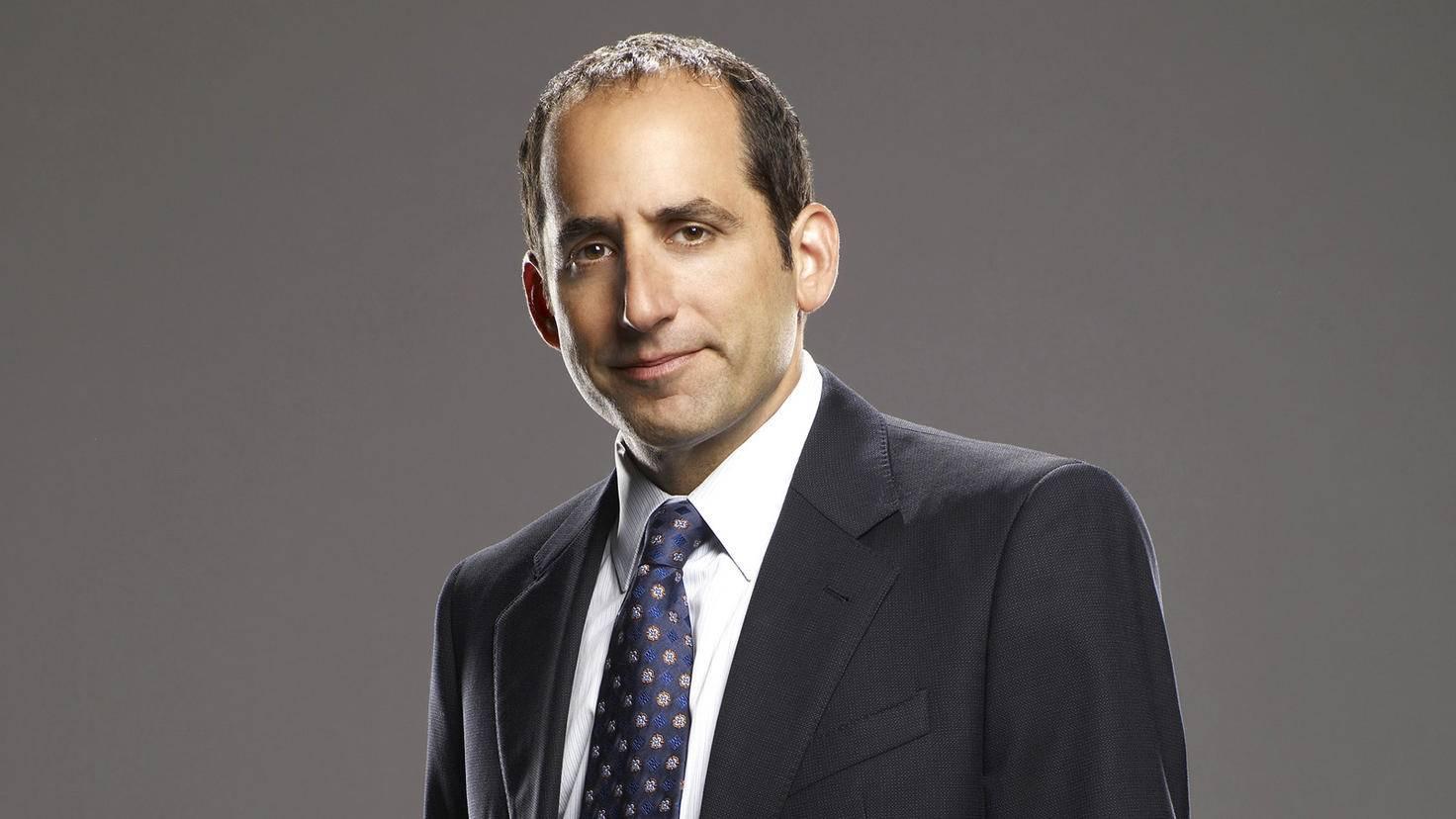 Dr. Taub stößt erst in Staffel 4 zum Team von Dr. House hinzu.