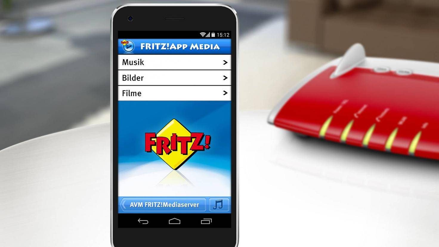 AVM FRITZ!App Fon