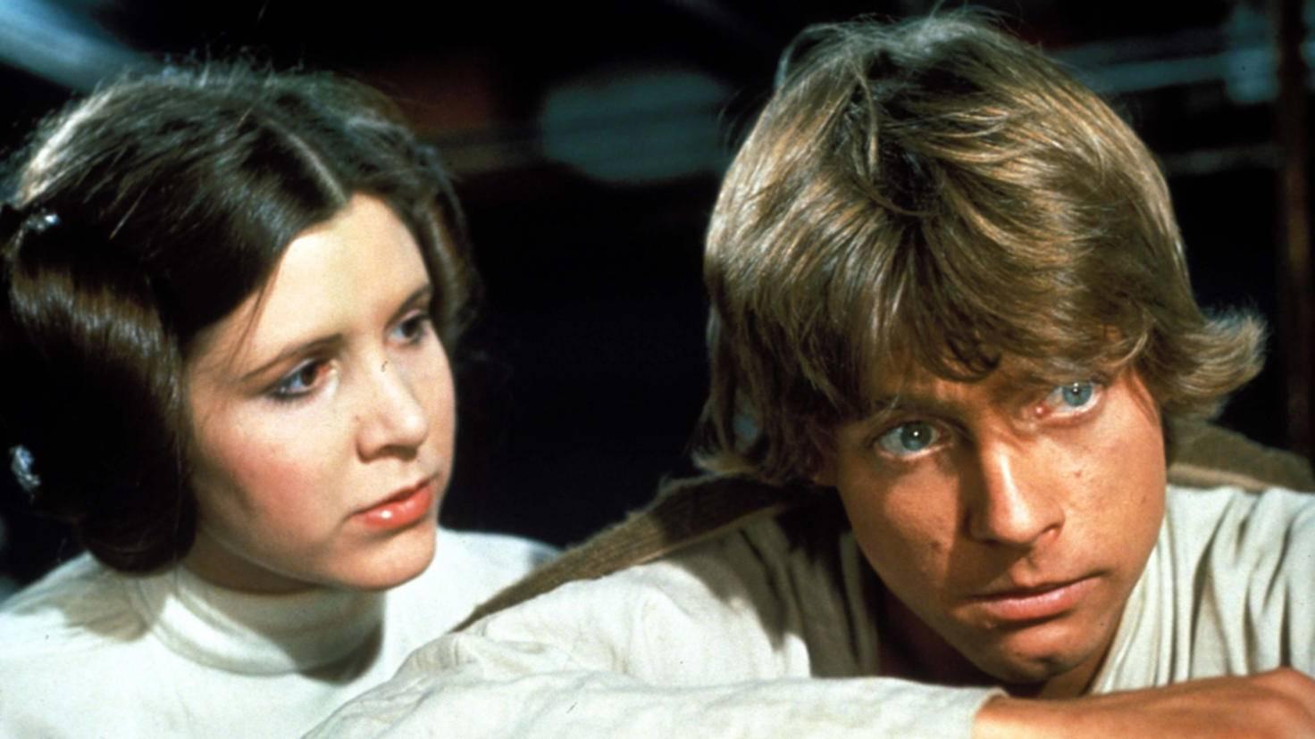 Die Freude war groß, als bekannt wurde, dass Carrie Fisher und Mark Hamill auch in der Sequel-Trilogie mitspielen werden.