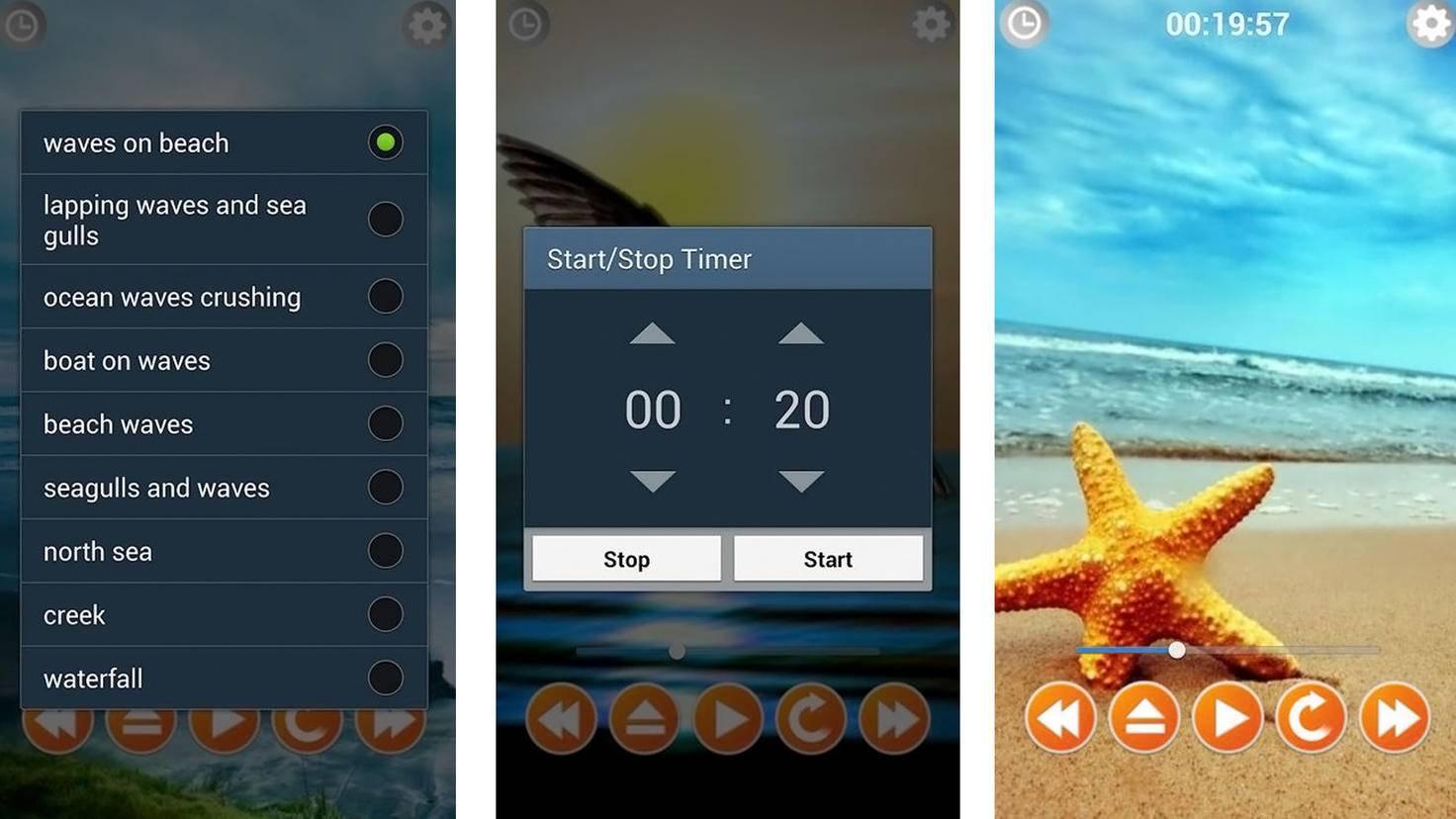 Meeresrauschen-App-Google PlayStore-Zodinplex