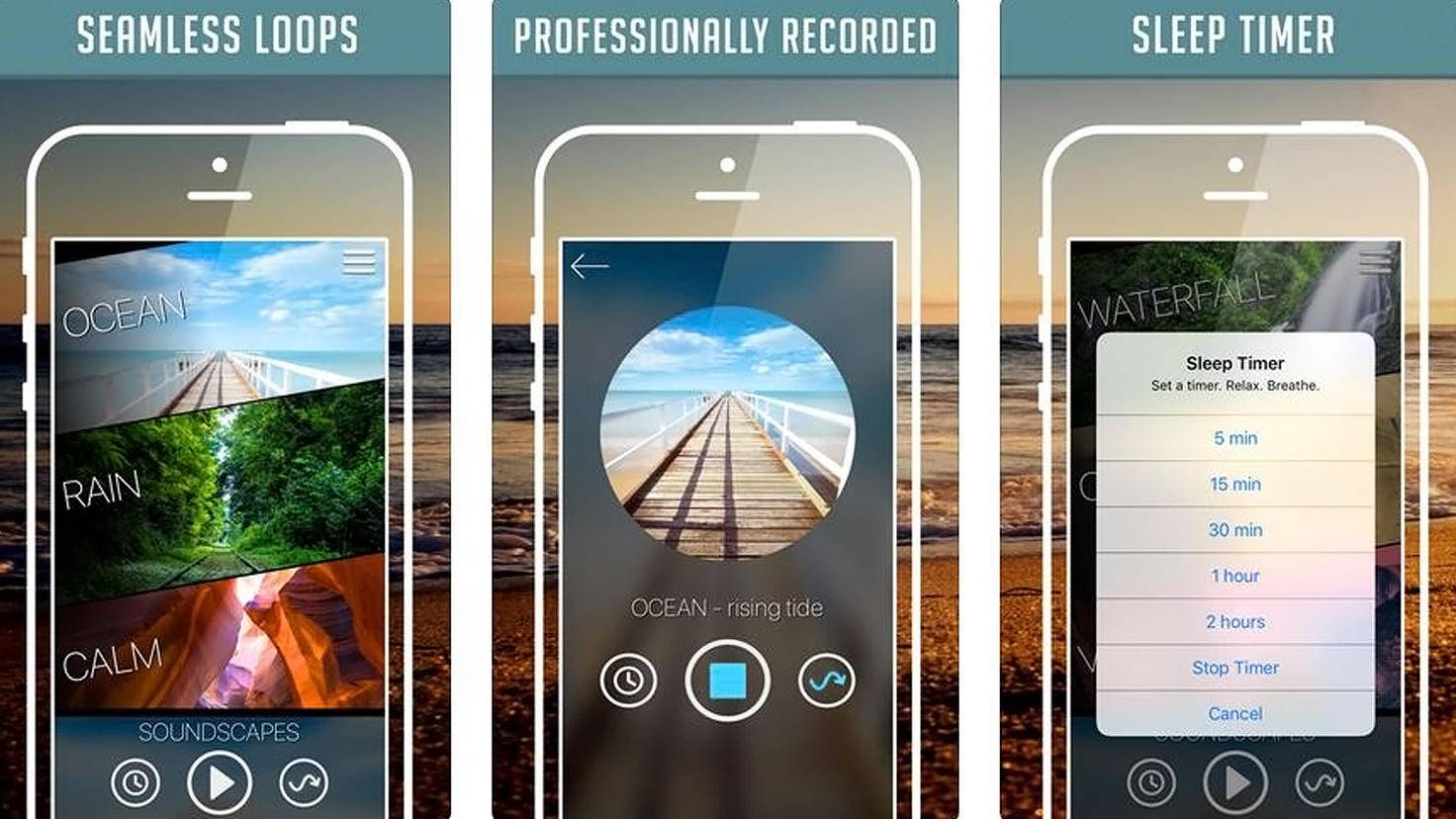 Nature Soundscapes-App-iTunes-Nick Culbertson
