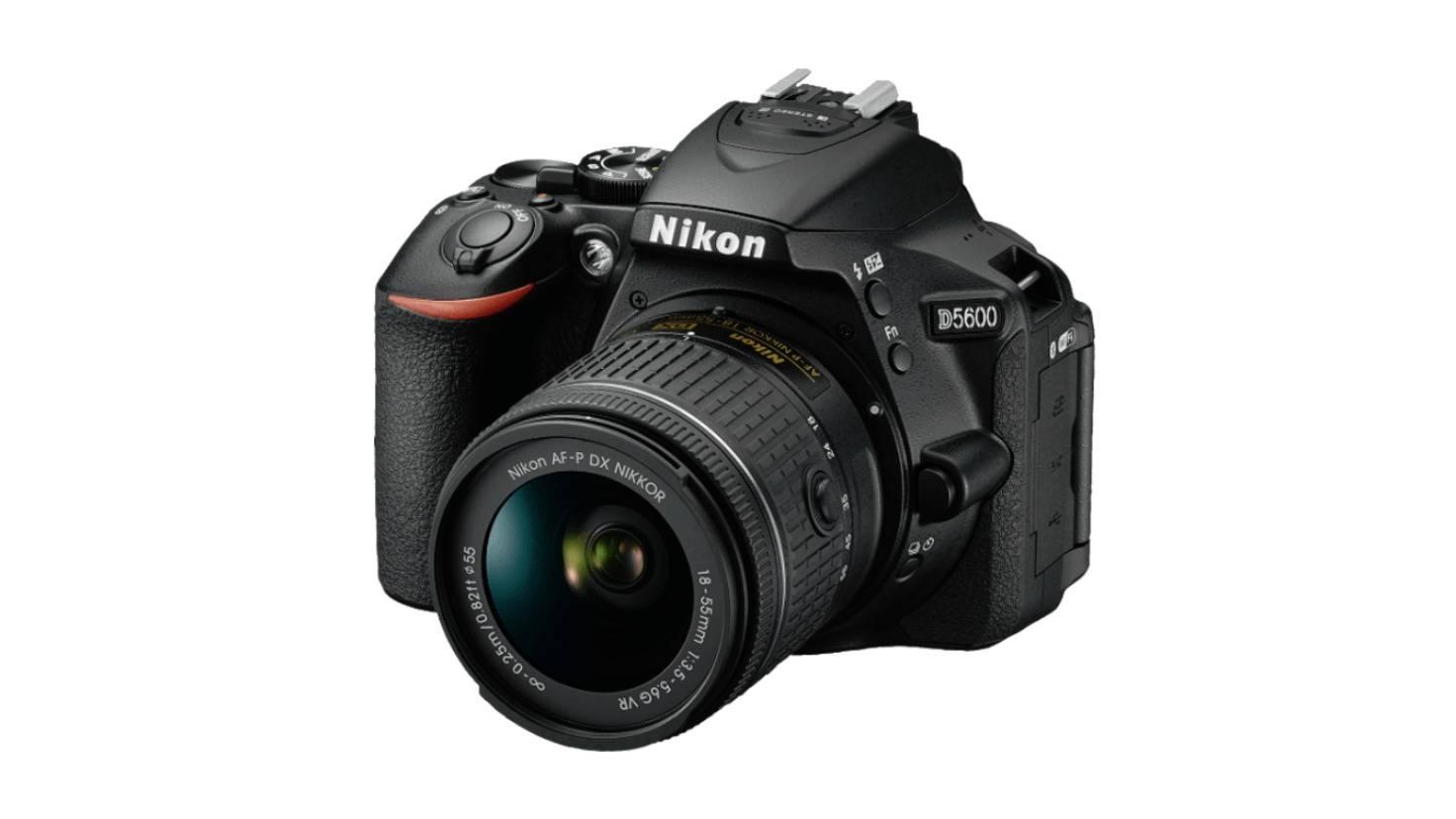 Nikon-D5600-DSLR