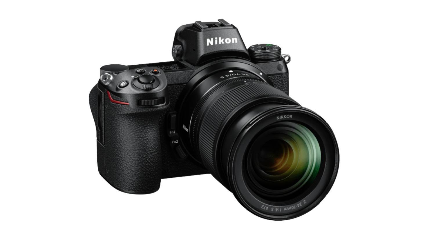 Nikon-Z6-DSLM