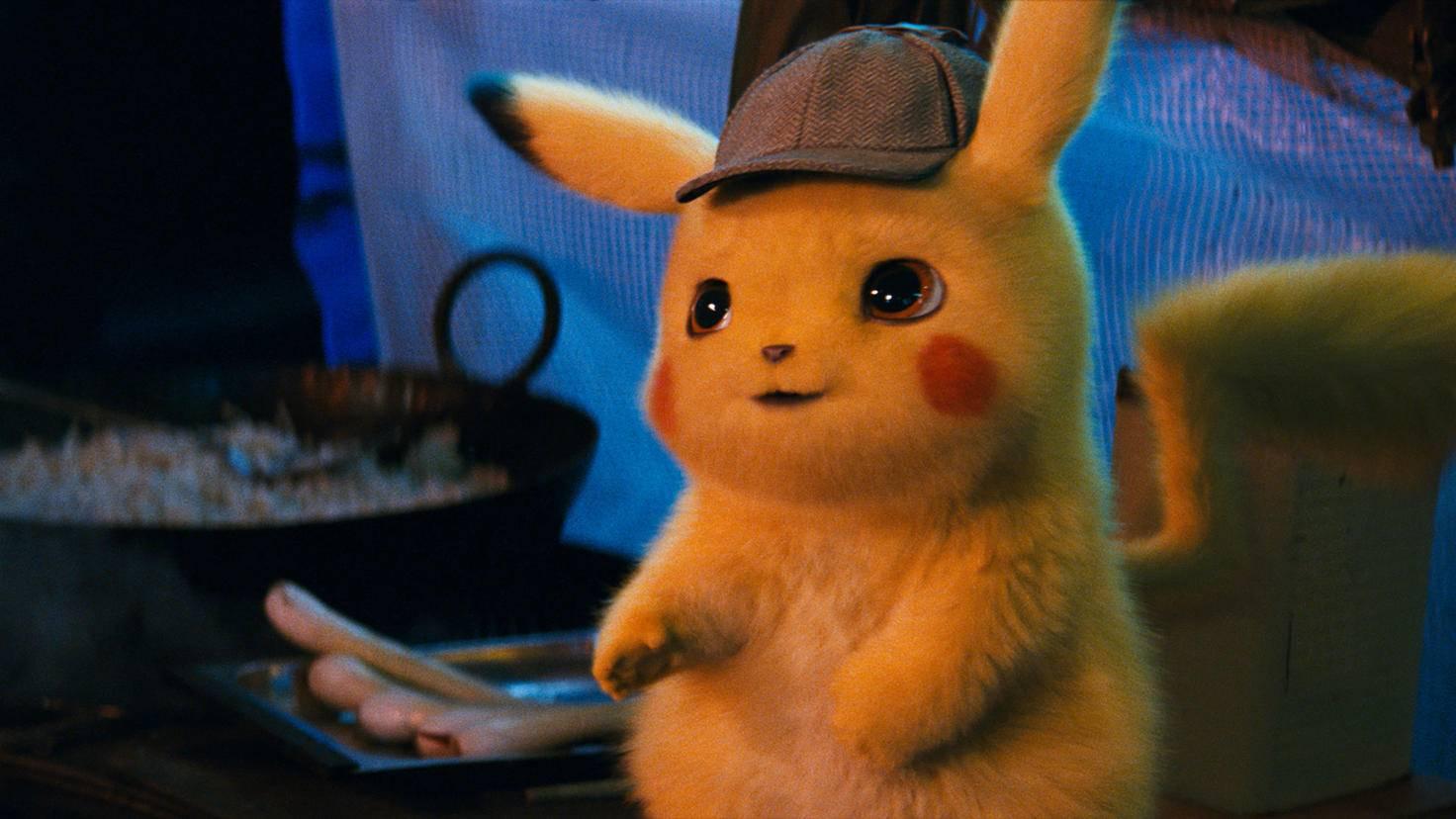 Pokémon Meisterdetektiv Pikachu Detective Pikachu