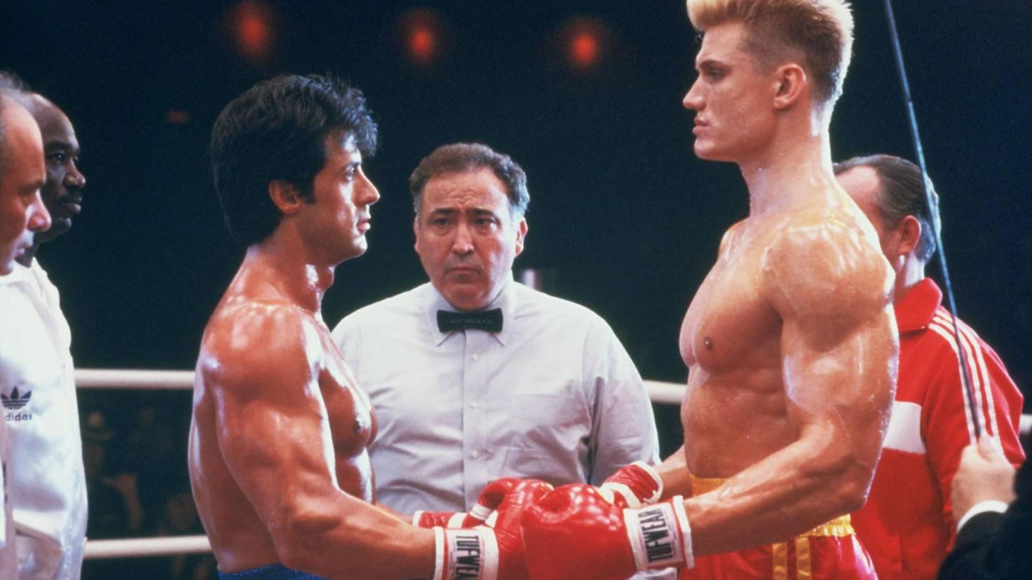 Rocky Ivan Drago
